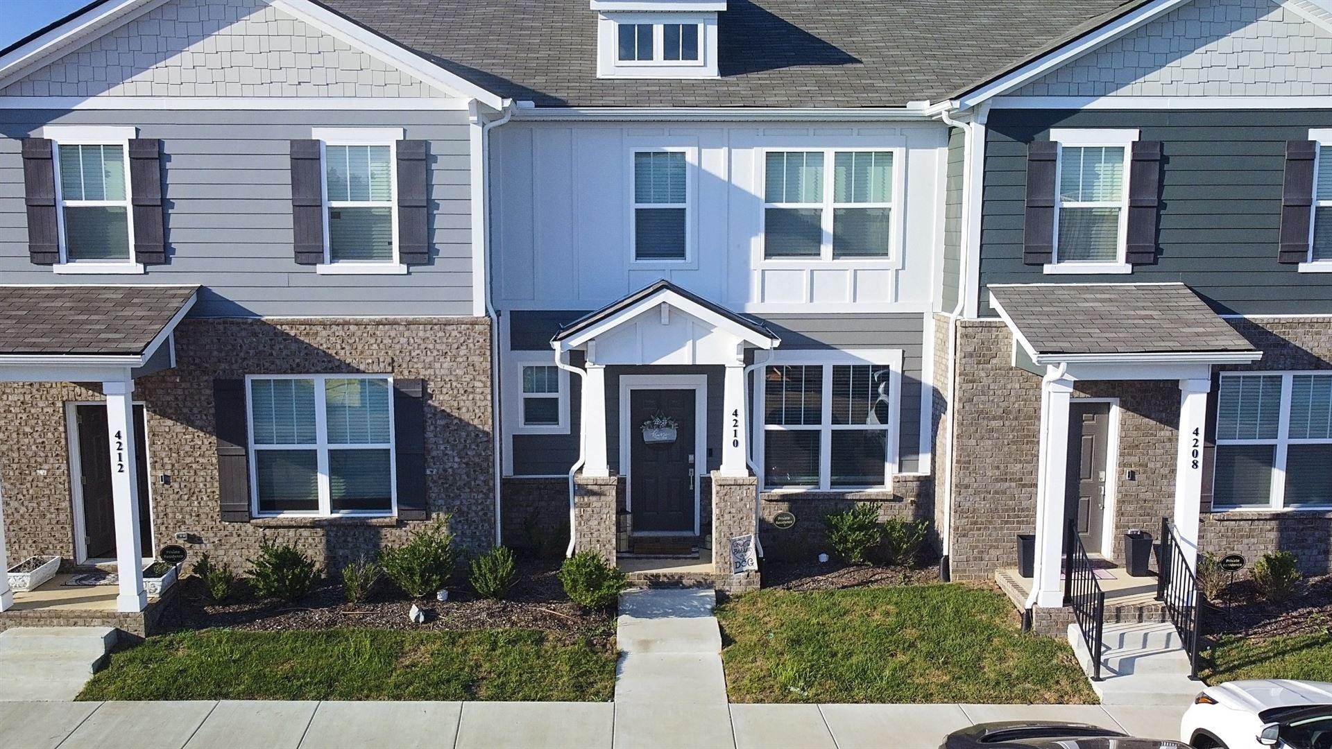 4210 Gandalf Ln, Murfreesboro, TN 37128 - MLS#: 2292096