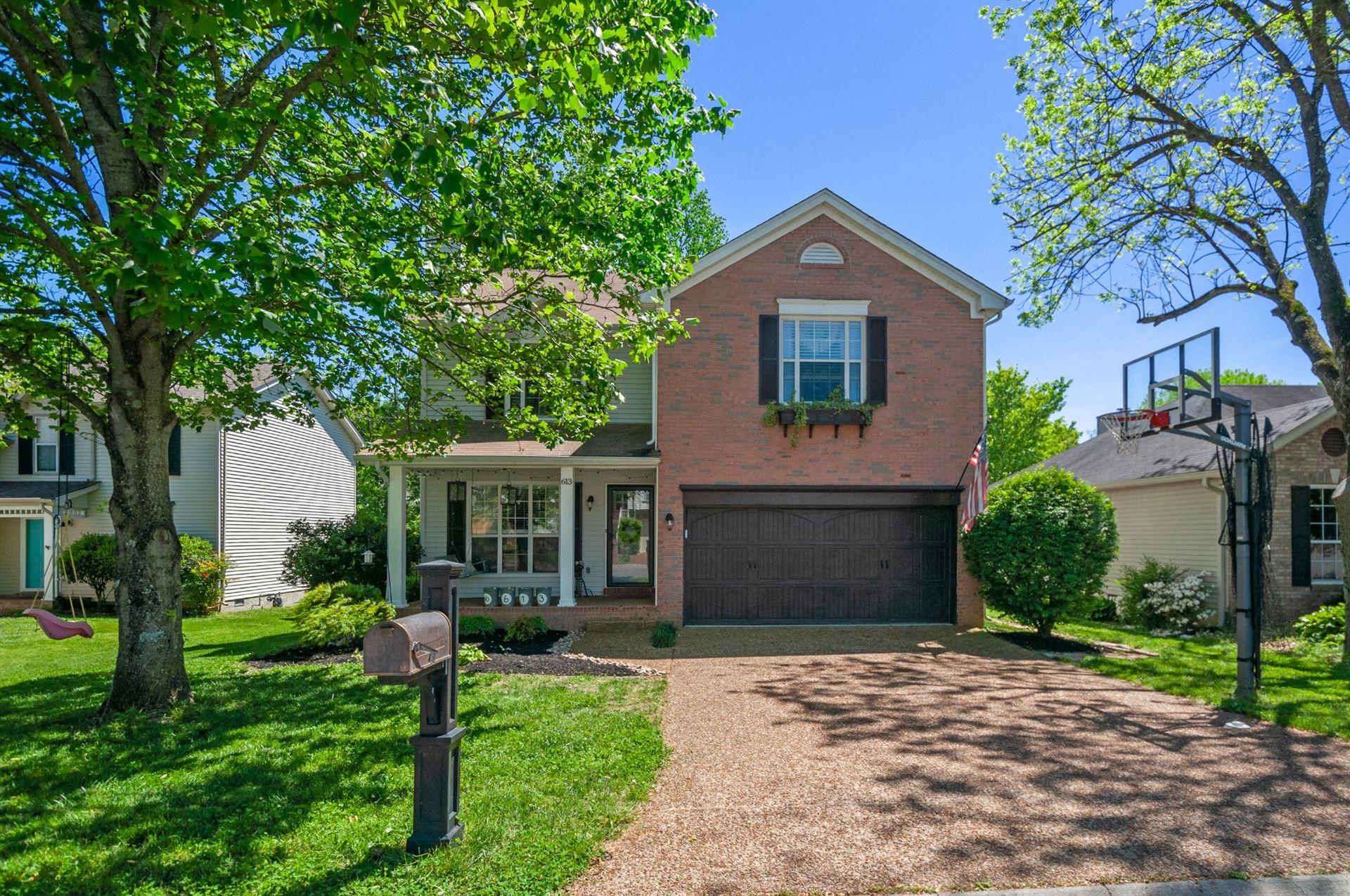 613 Granwood Blvd, Old Hickory, TN 37138 - MLS#: 2250097