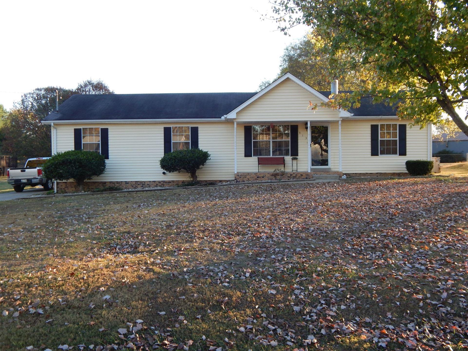 513 Karstridge Rd, Smyrna, TN 37167 - MLS#: 2189098