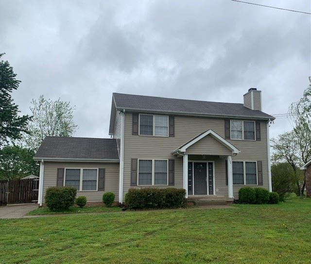 3394 Polly Drive, Clarksville, TN 37042 - MLS#: 2249098