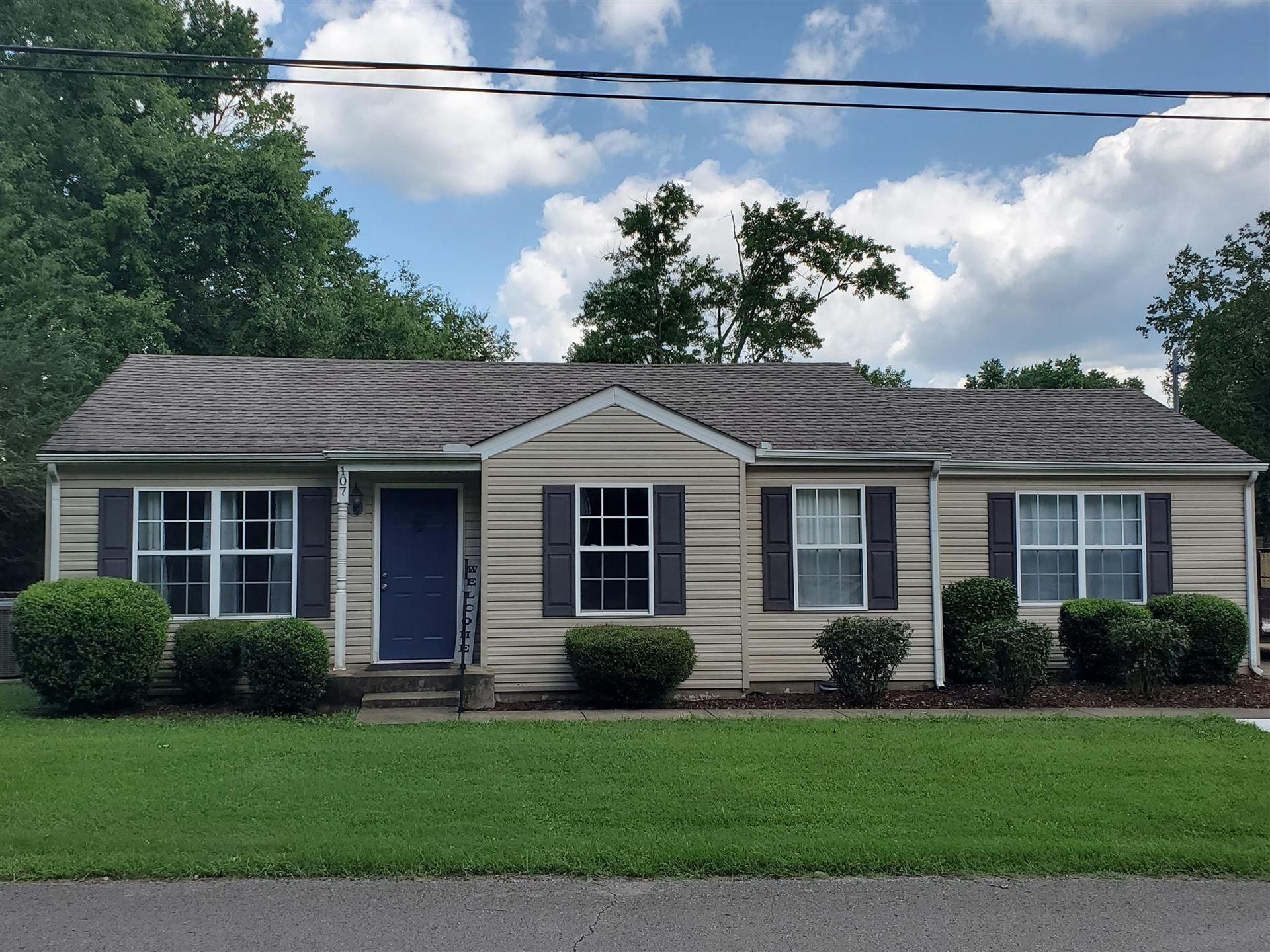 107 Murfreesboro St, Murfreesboro, TN 37127 - MLS#: 2188100