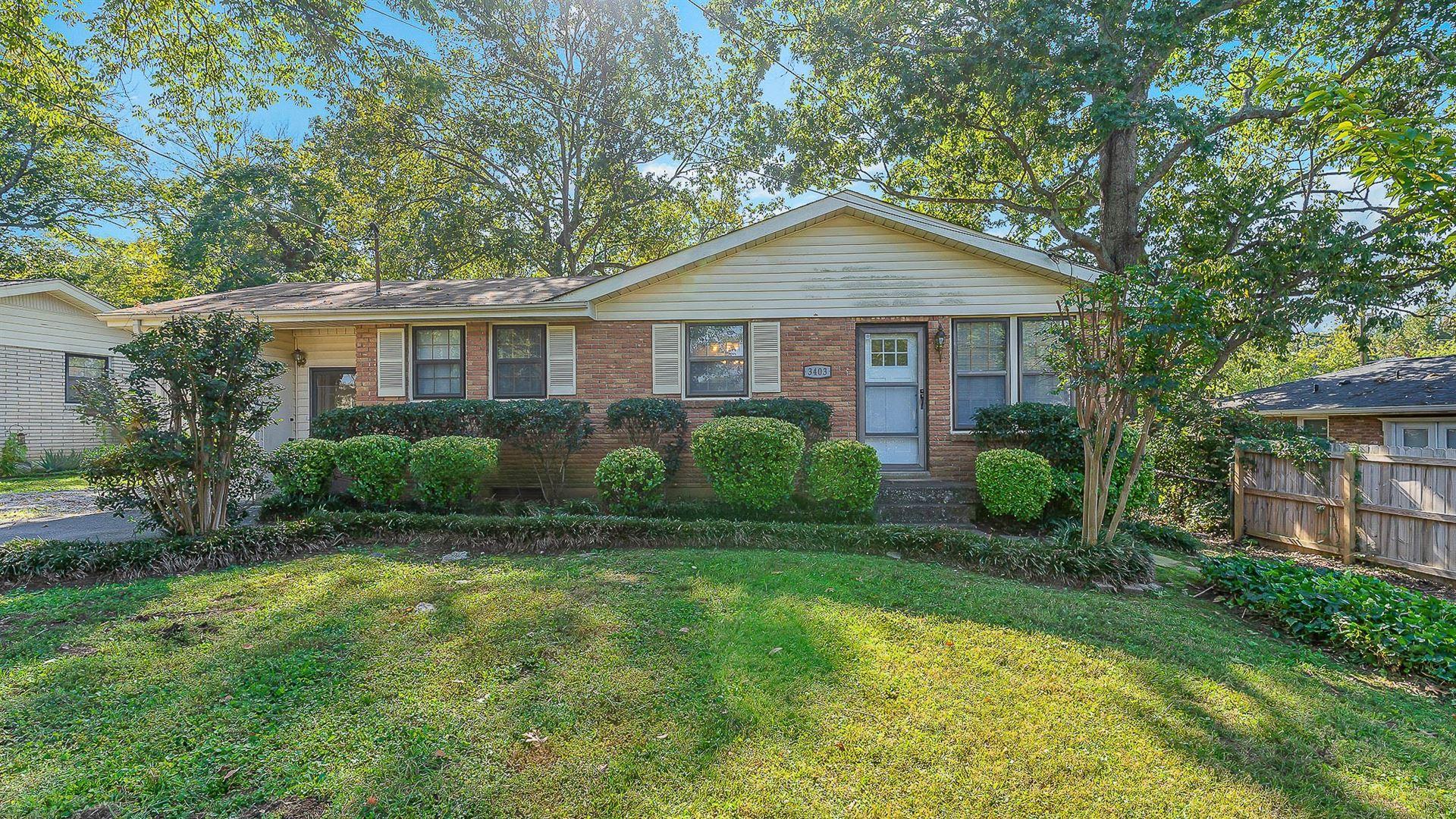 3403 Green Ridge Dr, Nashville, TN 37214 - MLS#: 2302100