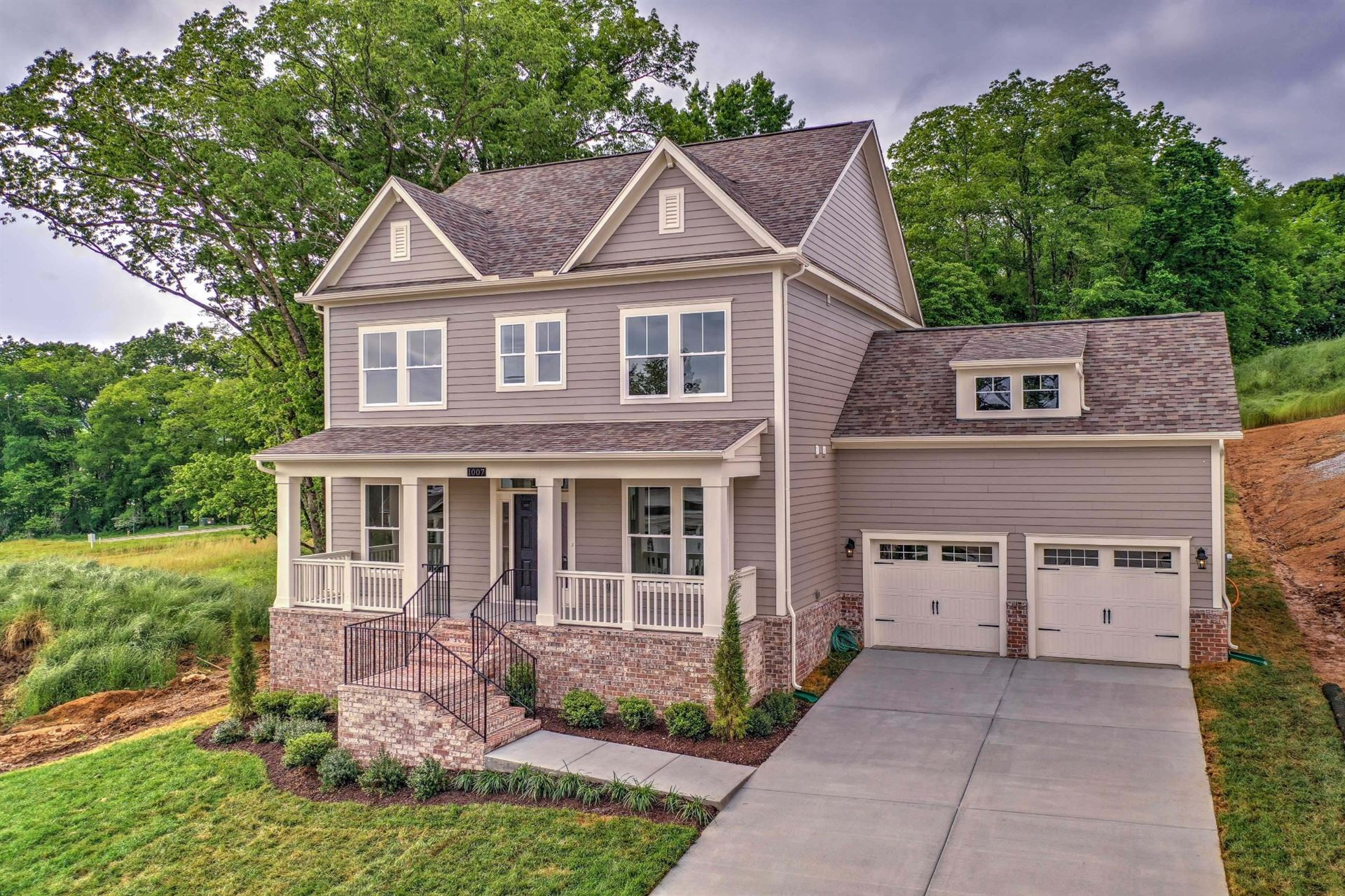 Photo of 1007 Dovecrest Way Lot 139, Franklin, TN 37067 (MLS # 2152102)
