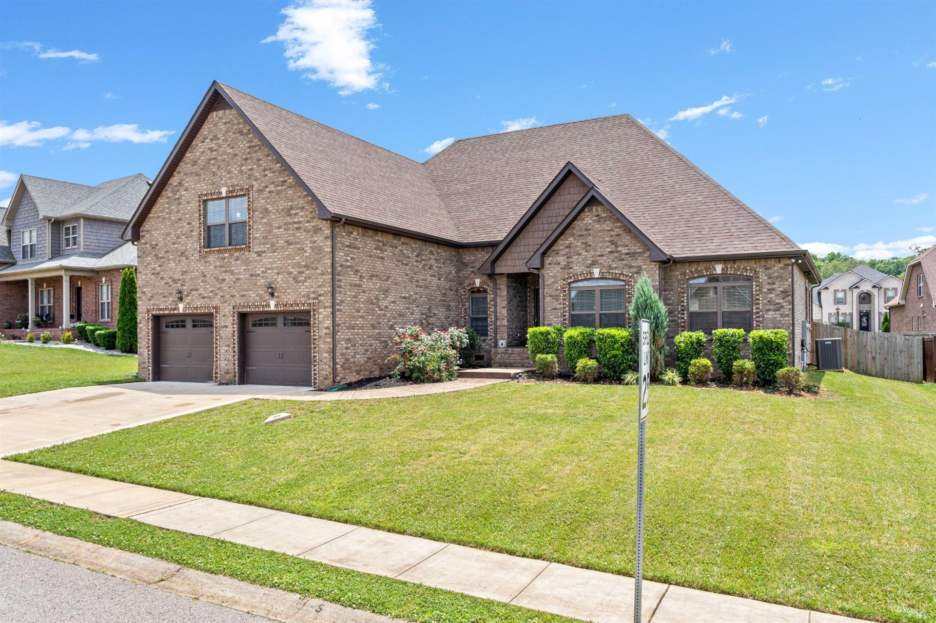 140 Summer Terrace Ln, Clarksville, TN 37040 - MLS#: 2160102