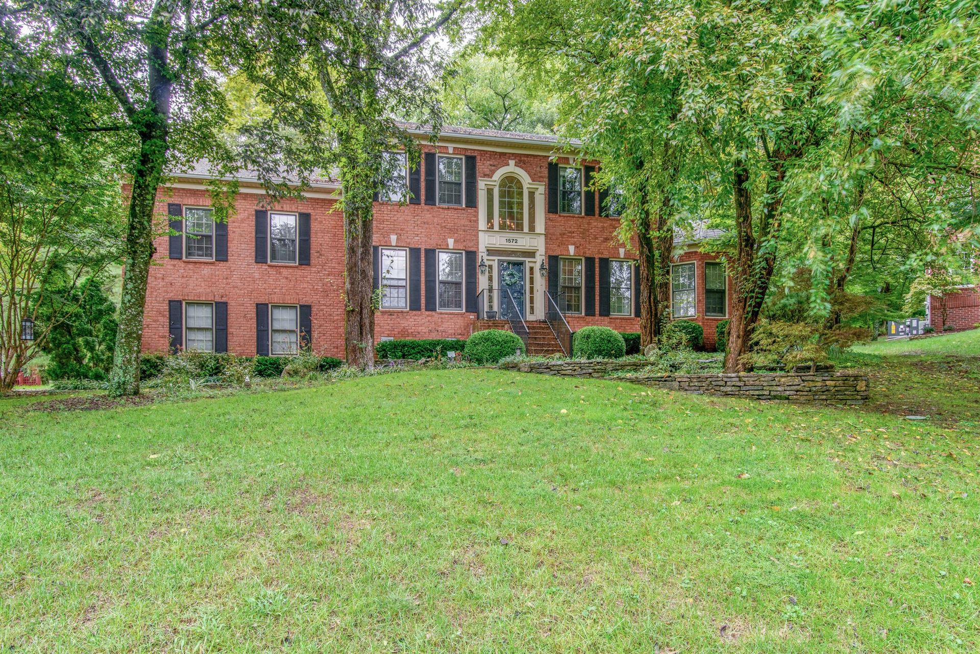 1572 Woodberry Ct, Brentwood, TN 37027 - MLS#: 2293102