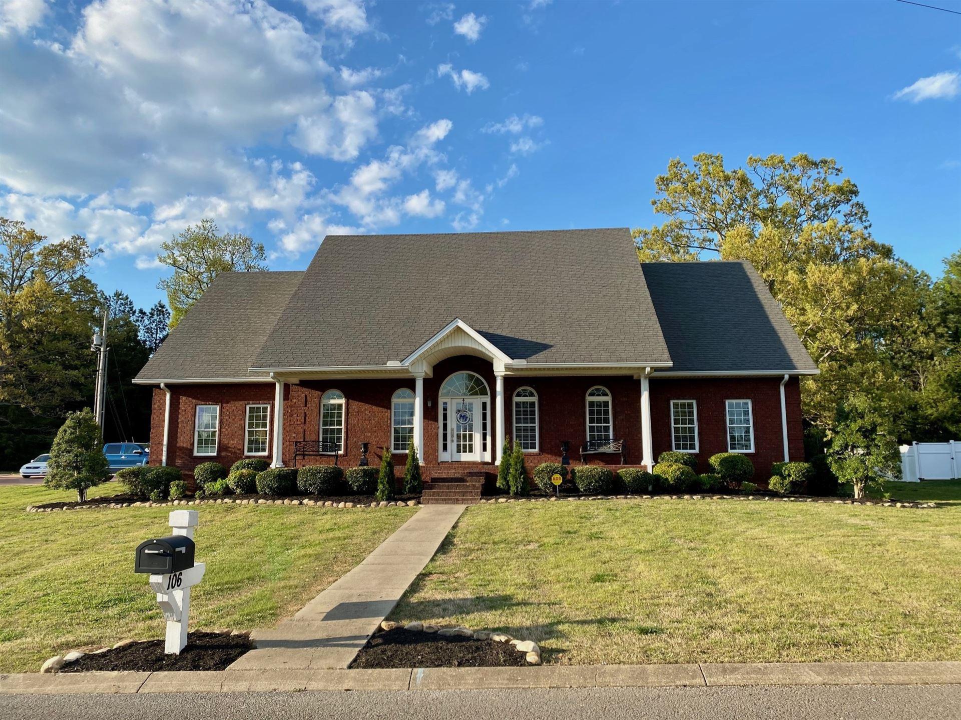 106 Finch Ln, Shelbyville, TN 37160 - MLS#: 2246106