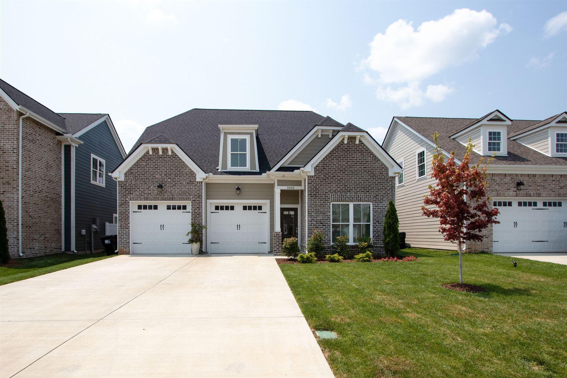 3445 Caroline Farms Dr, Murfreesboro, TN 37129 - MLS#: 2275106