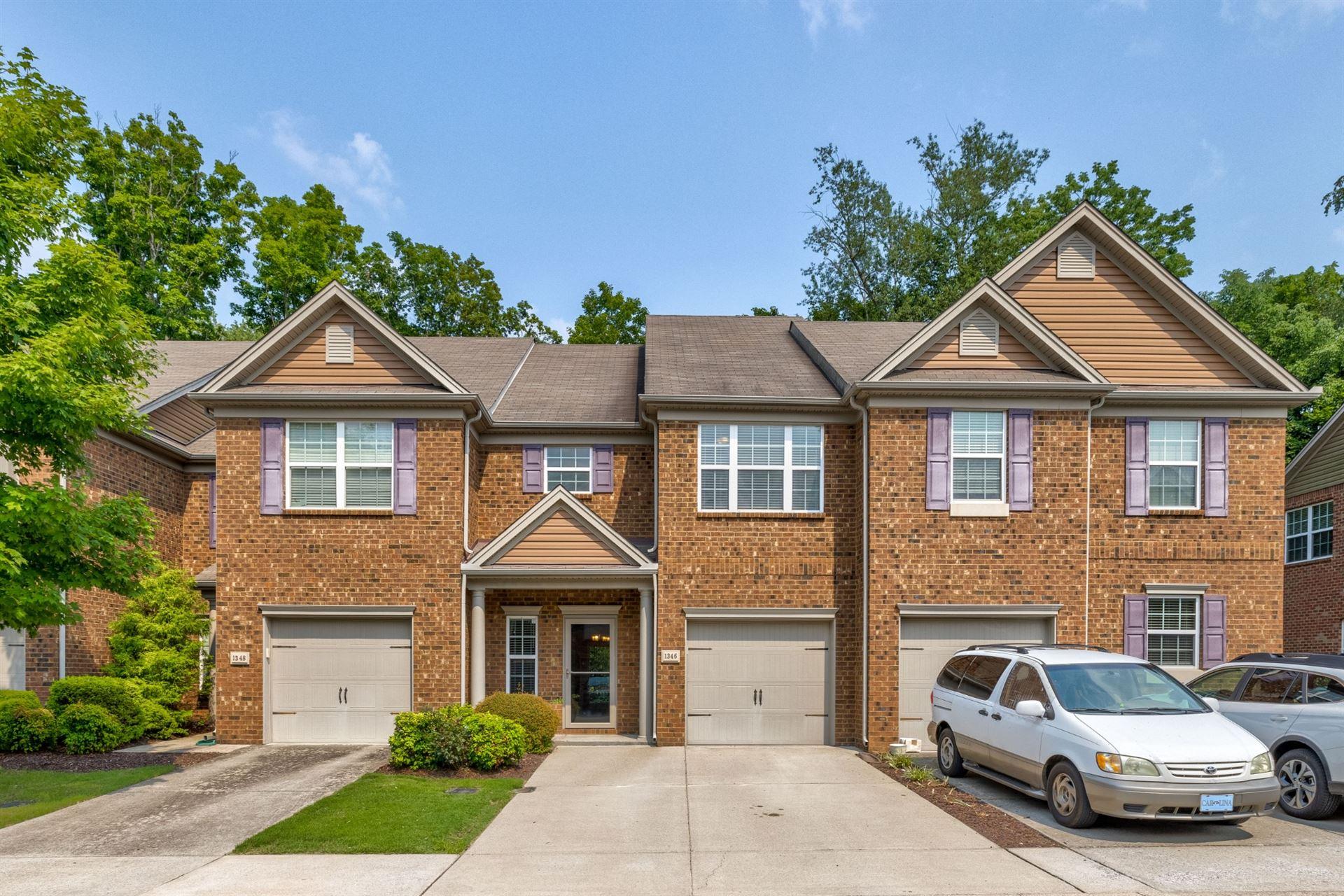 1346 Crown Point Pl #190, Nashville, TN 37211 - MLS#: 2275107