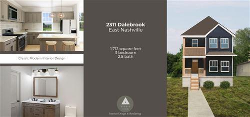 Photo of 2311 Dalebrook Ct, Nashville, TN 37206 (MLS # 2266109)