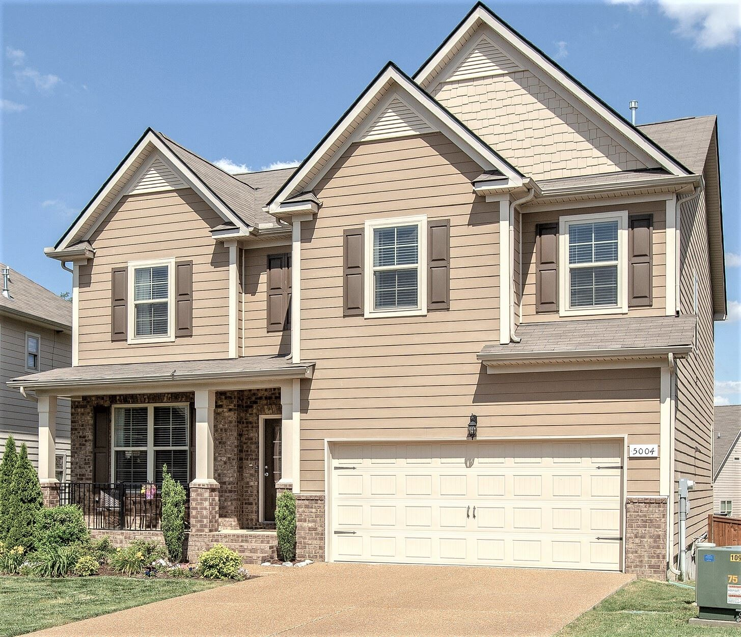 Photo of 5004 Colton Dr, Spring Hill, TN 37174 (MLS # 2156110)