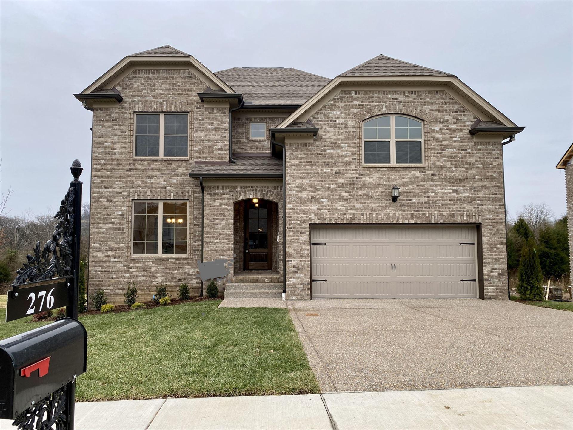 276 Crooked Creek Ln, Hendersonville, TN 37075 - MLS#: 2289111