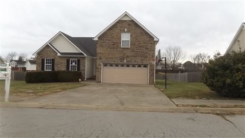 Photo of 3933 Gaine Dr, Clarksville, TN 37040 (MLS # 2106114)