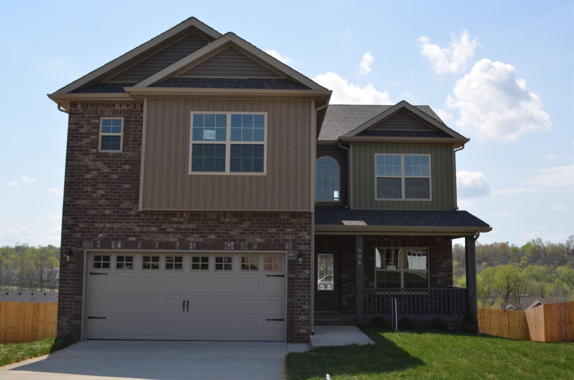 135 Ringgold Estates, Clarksville, TN 37042 - MLS#: 2222114