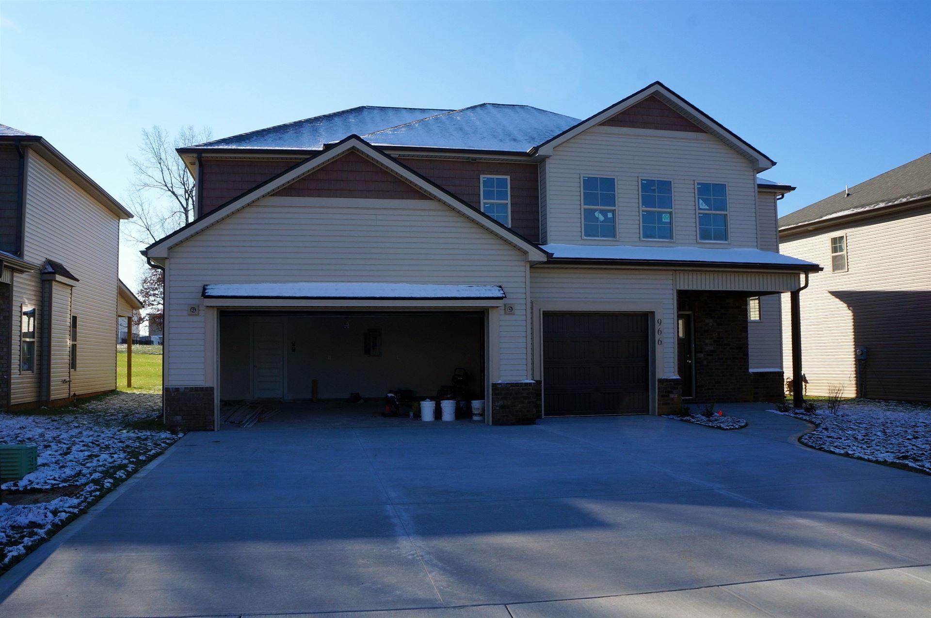 966 Cherry Blossom Ln, Clarksville, TN 37040 - MLS#: 2298116