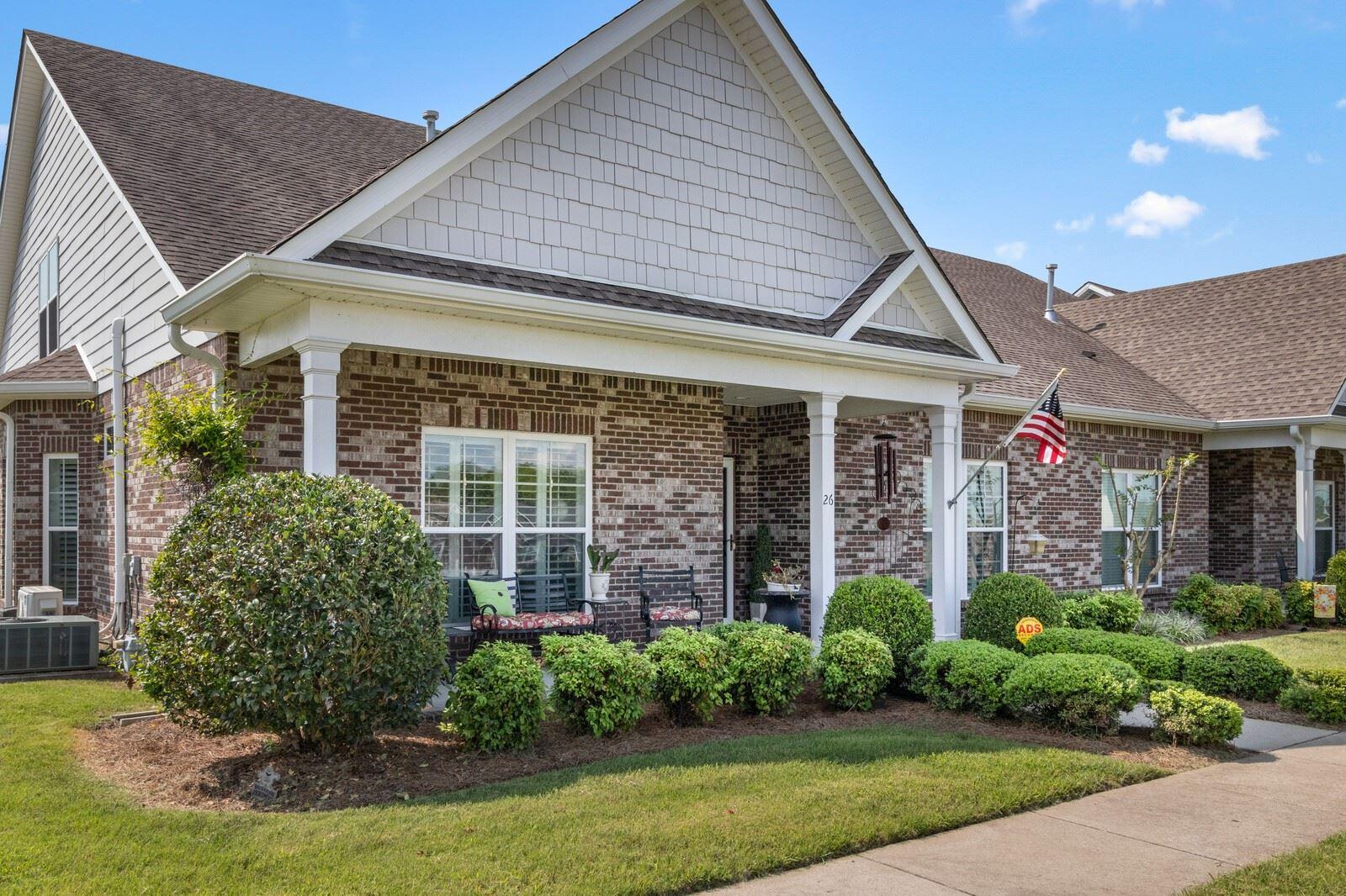 456 Pond Apple Rd #26, Clarksville, TN 37043 - MLS#: 2187119