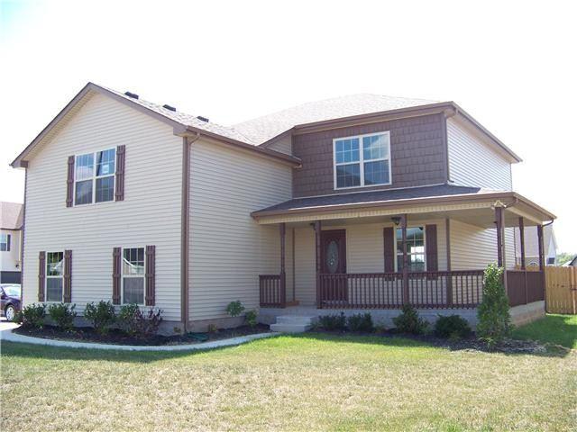 3598 Fox Tail Ct, Clarksville, TN 37040 - MLS#: 2266121