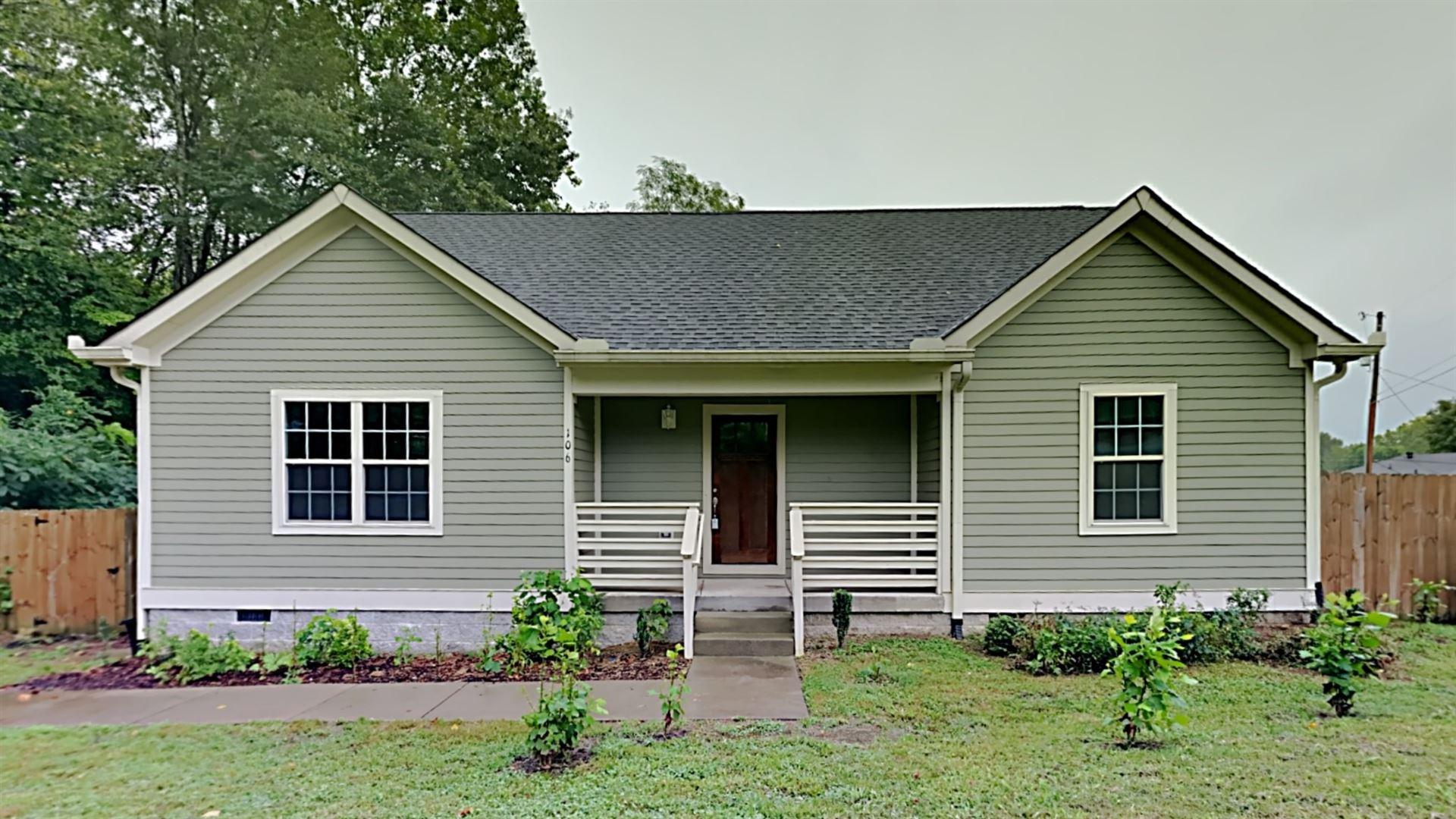 106 Helen St, Ashland City, TN 37015 - MLS#: 2287121