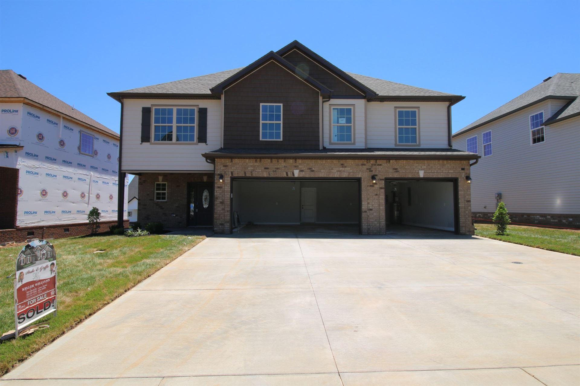 147 Charleston Oaks, Clarksville, TN 37042 - MLS#: 2222126