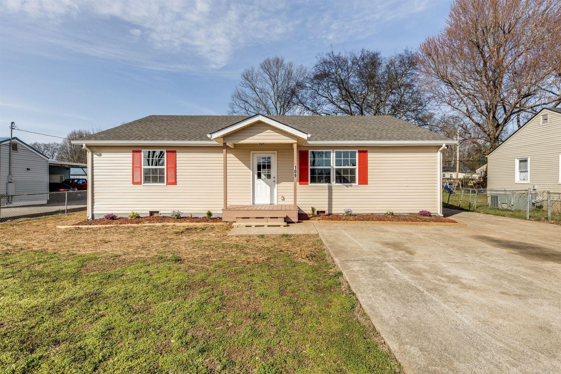 109 Moore Ave, Smyrna, TN 37167 - MLS#: 2173127
