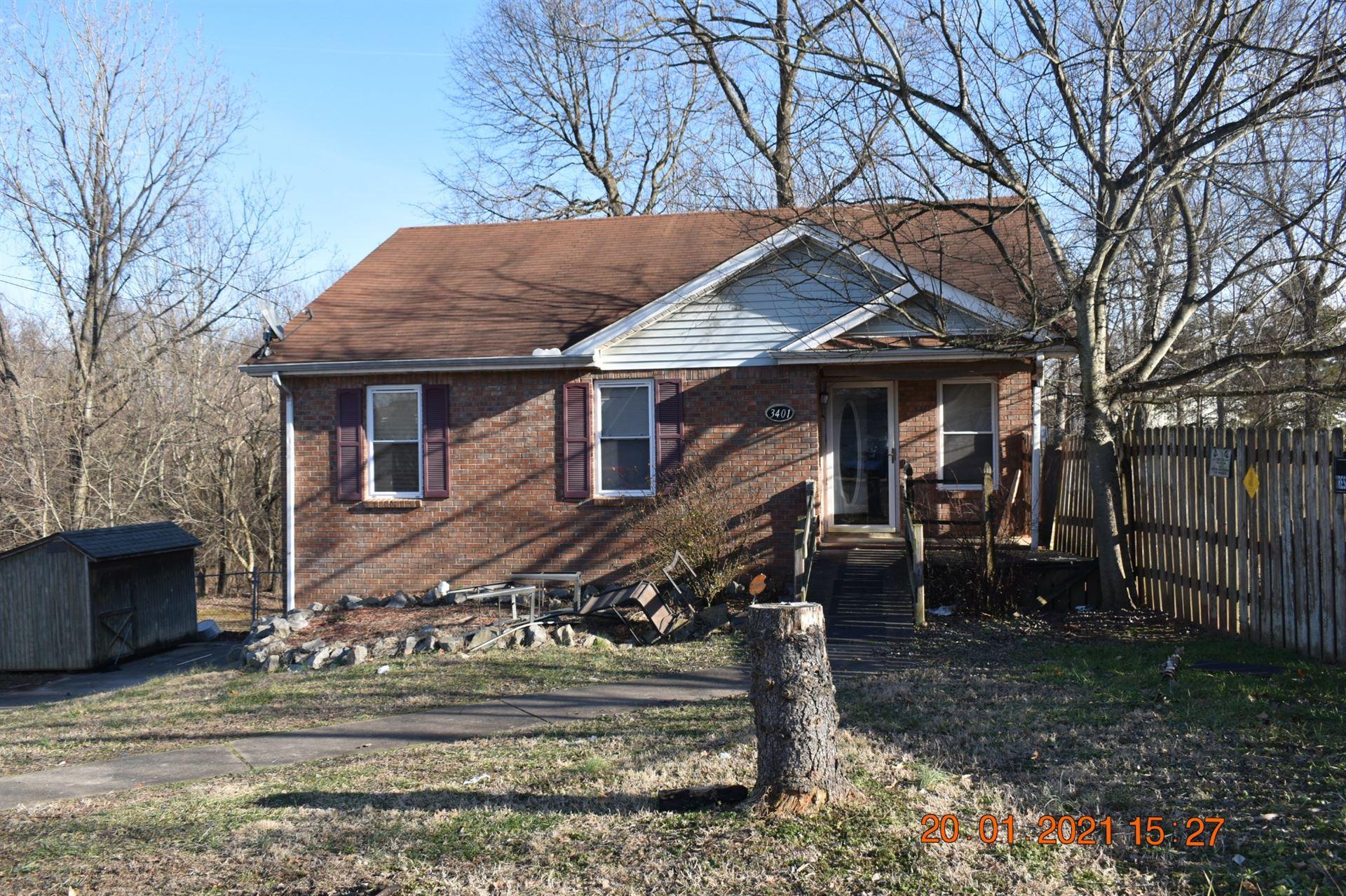 3401 Oak Lawn Dr, Clarksville, TN 37042 - MLS#: 2223127