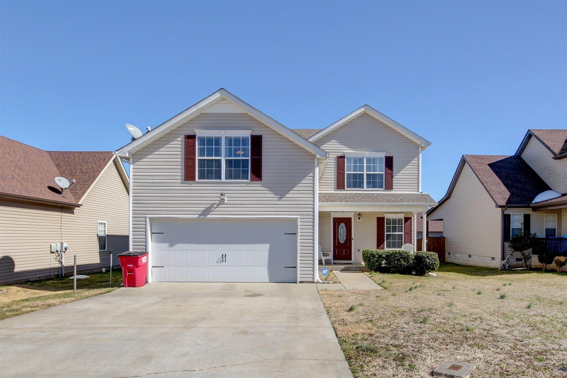 3777 Suiter Rd, Clarksville, TN 37040 - MLS#: 2233127
