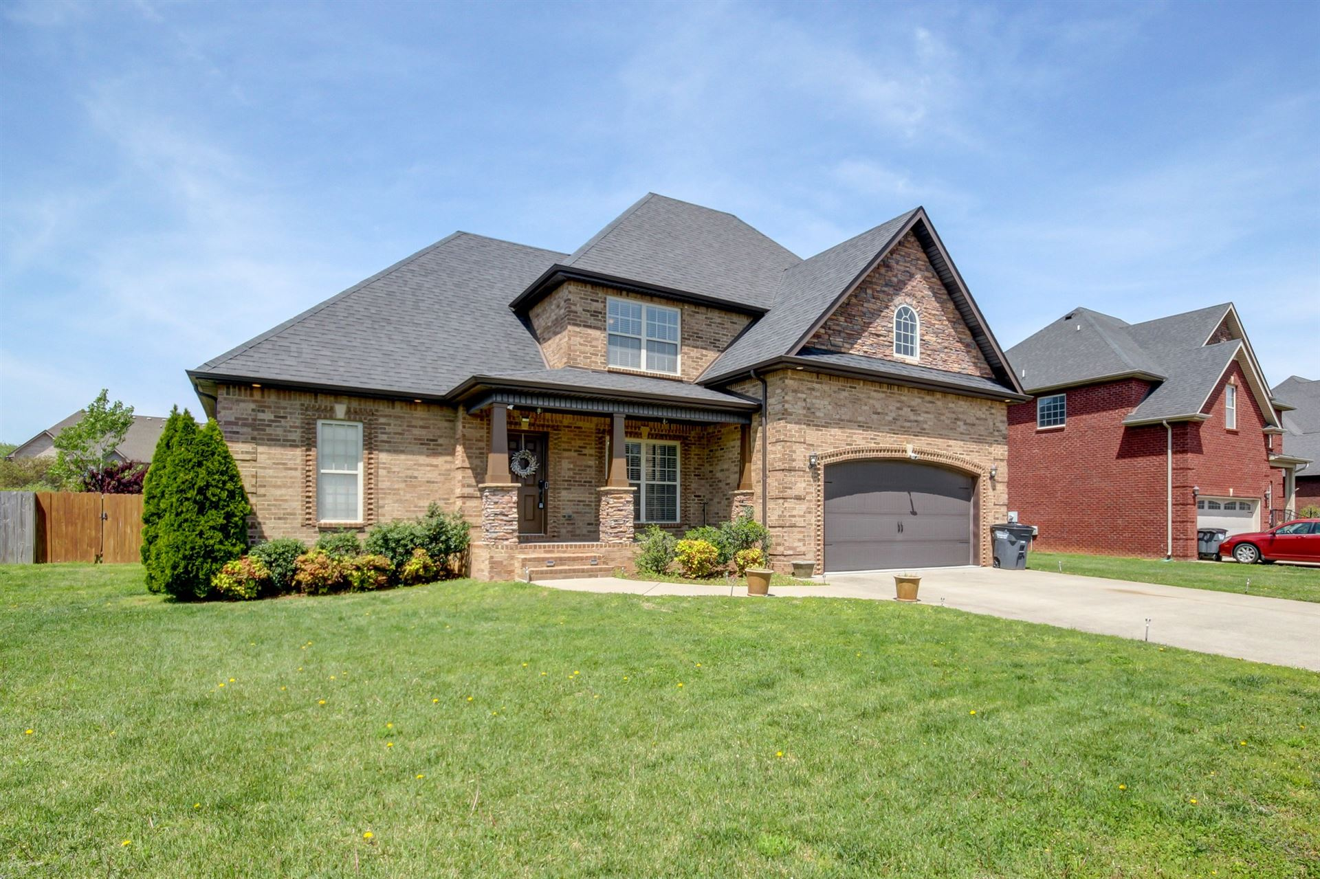 2528 Remington Trce, Clarksville, TN 37043 - MLS#: 2251133