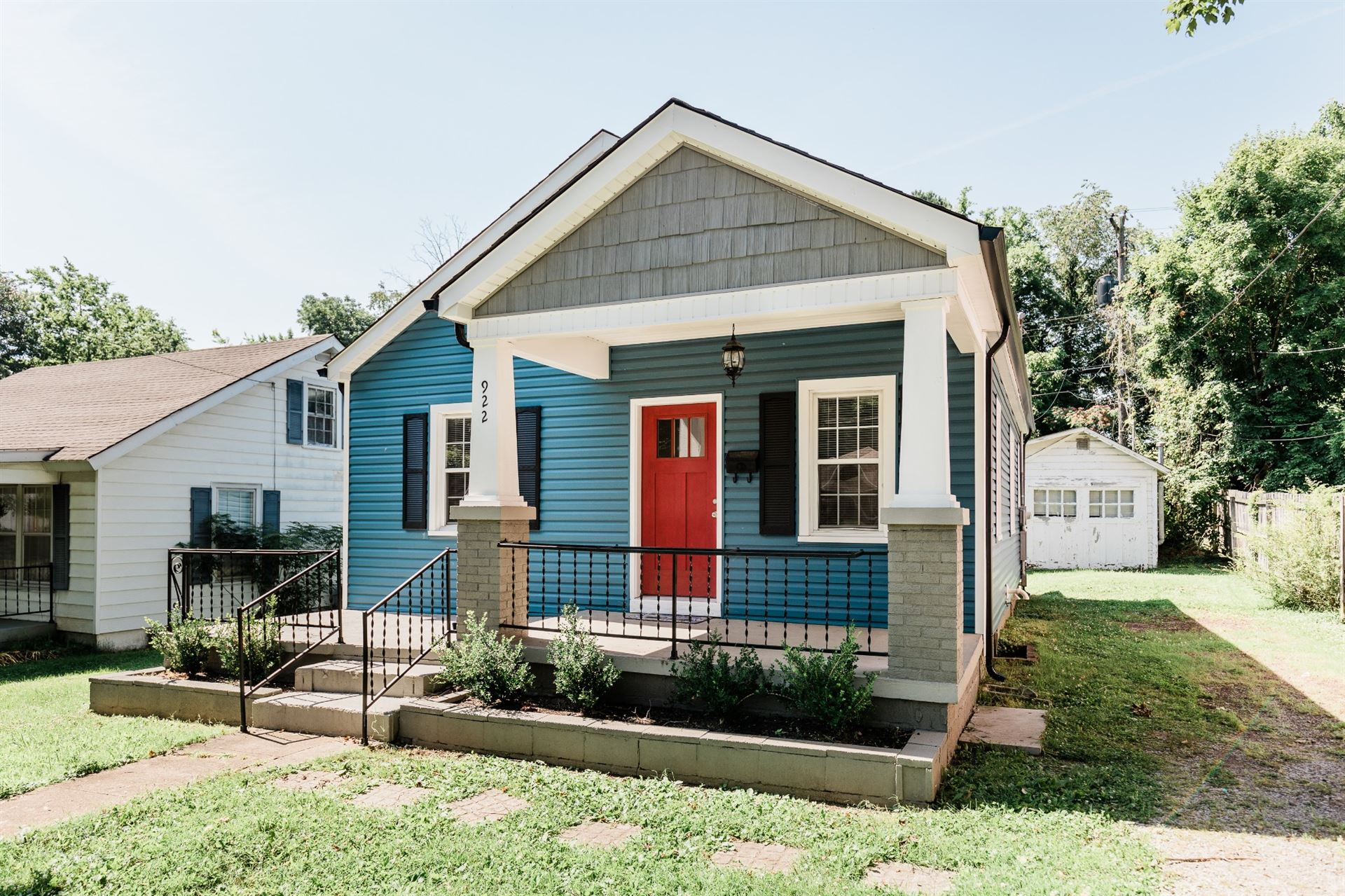 922 Crossland Ave, Clarksville, TN 37040 - MLS#: 2264134