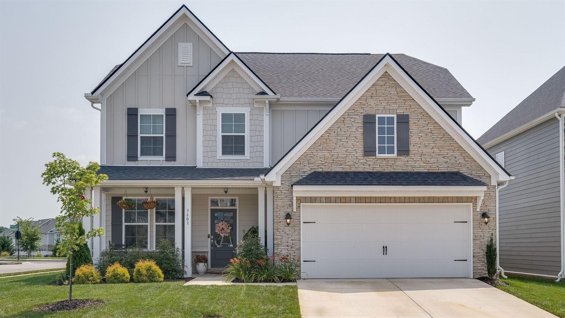 3603 Waterlilly Way, Murfreesboro, TN 37129 - MLS#: 2275135