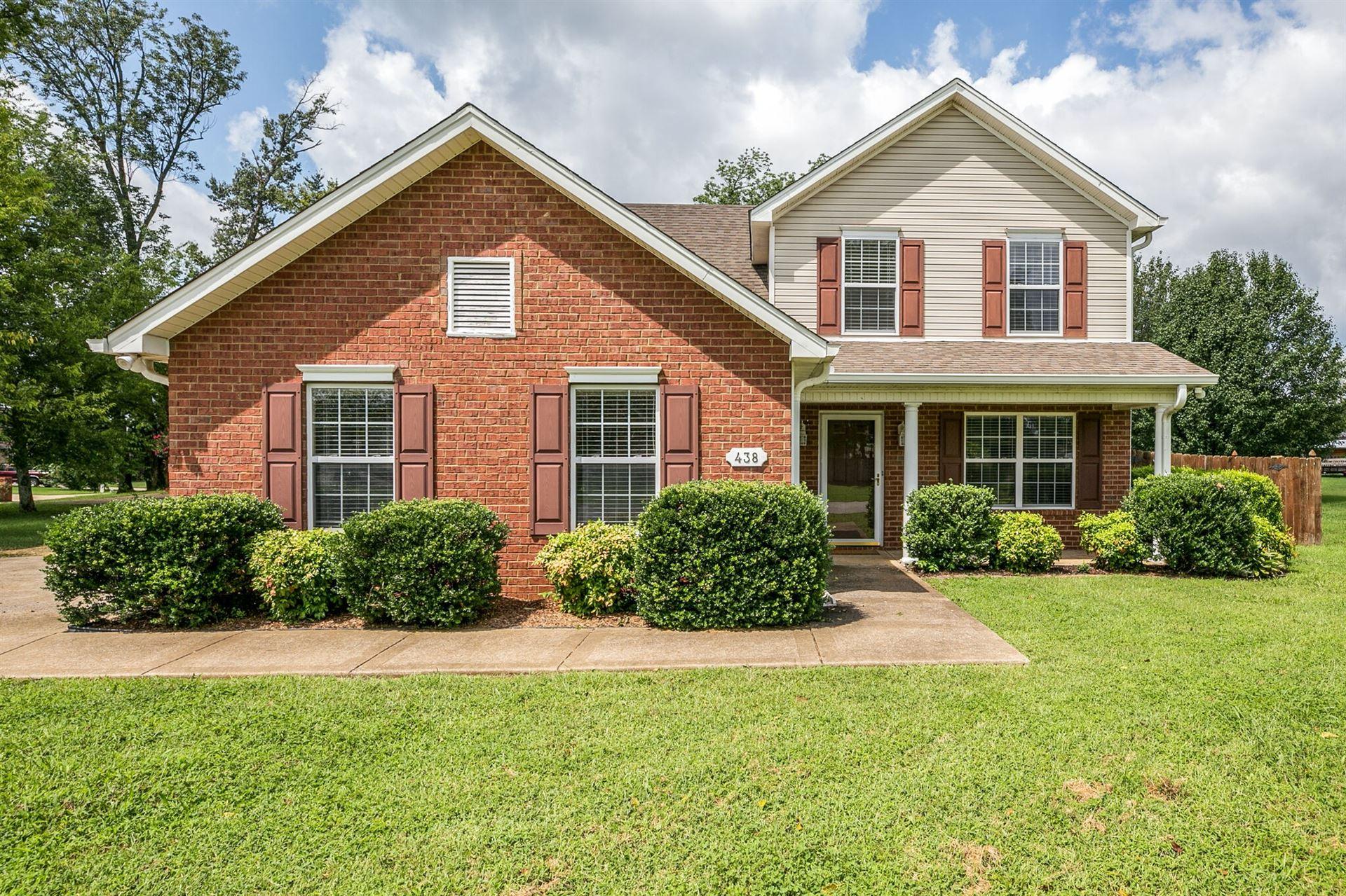 438 Conhocken Ct, Murfreesboro, TN 37128 - MLS#: 2178137