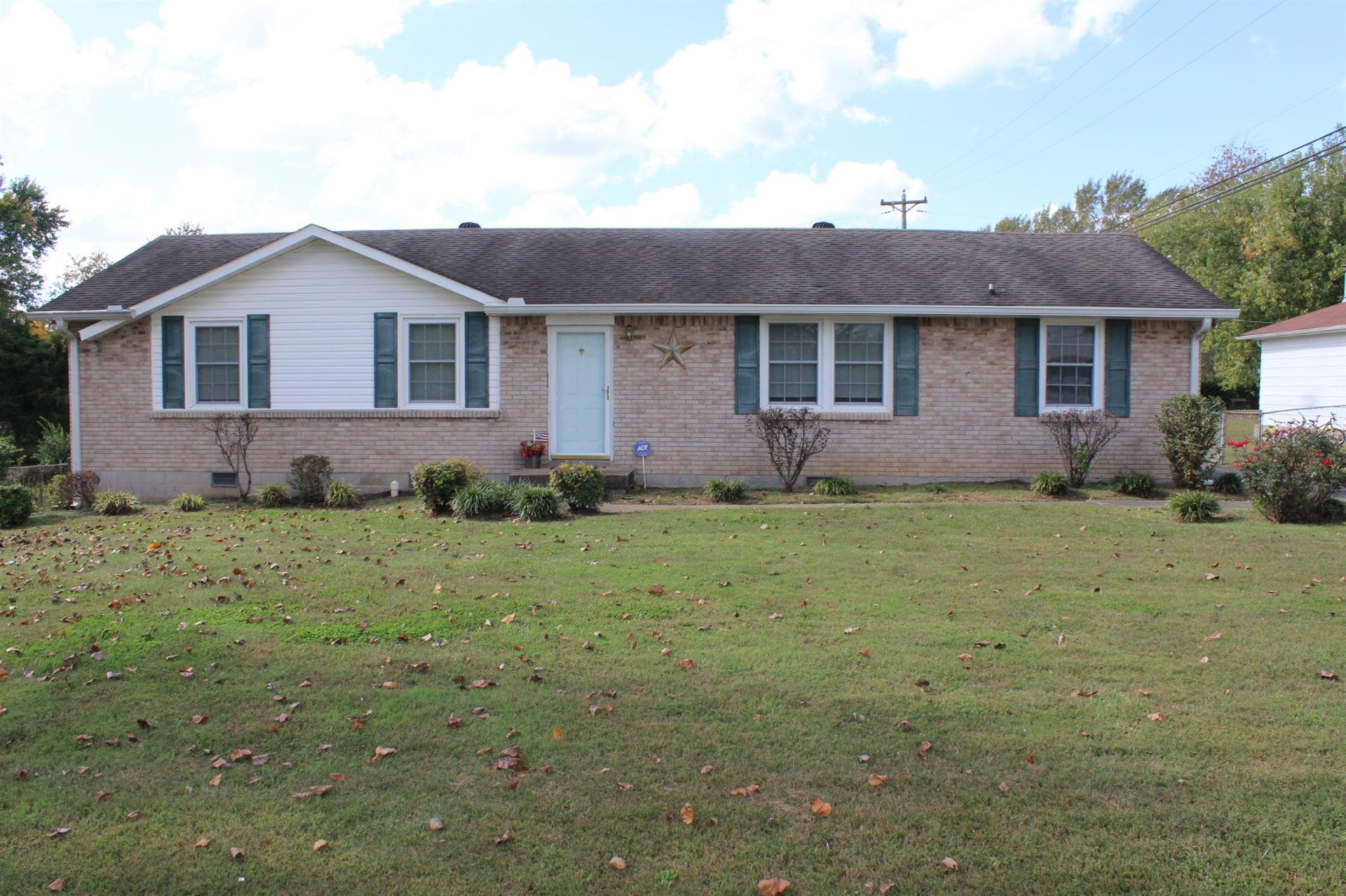 508 BUNKER HILL ROAD137, Clarksville, TN 37042 - MLS#: 2201140