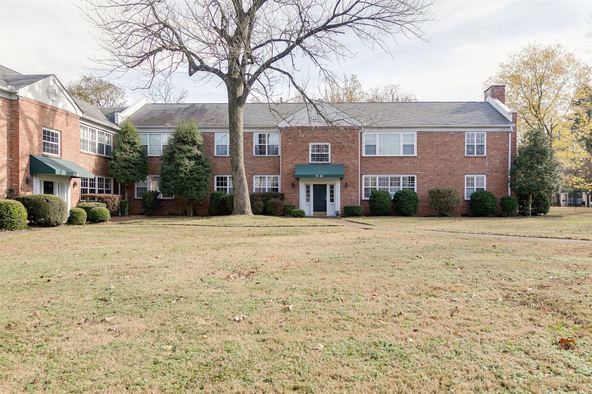 Photo of 1112 Clifton Ln #20, Nashville, TN 37204 (MLS # 2209140)