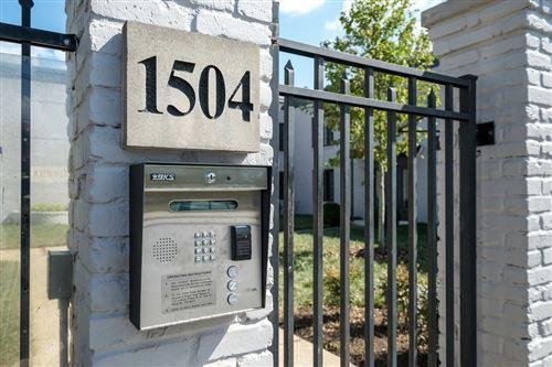 Photo of 1504 18th Ave S, Nashville, TN 37212 (MLS # 2221141)