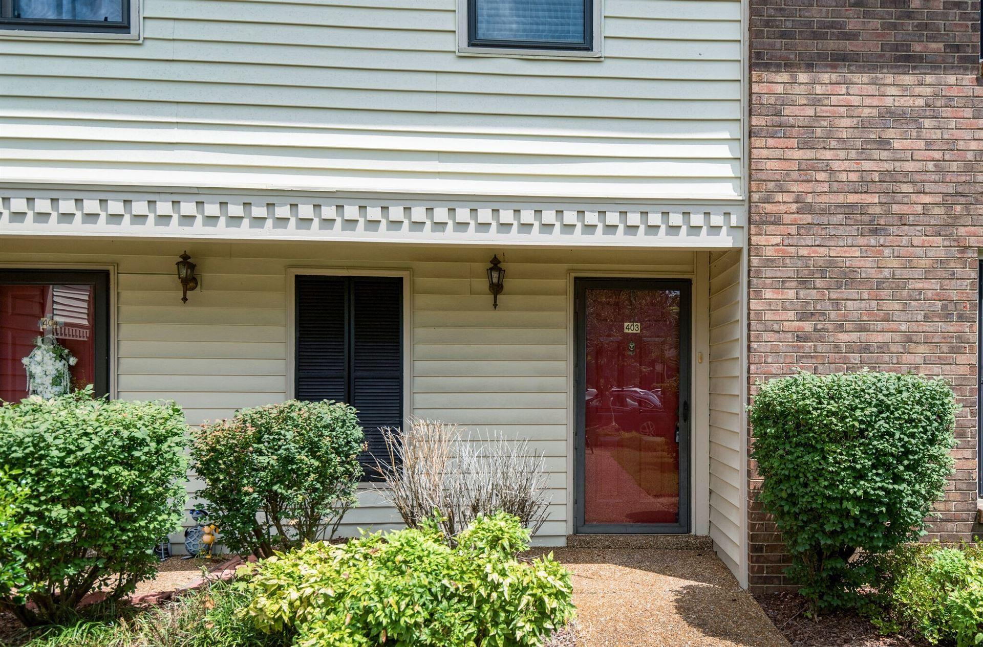 403 Westfield, Nashville, TN 37221 - MLS#: 2205141
