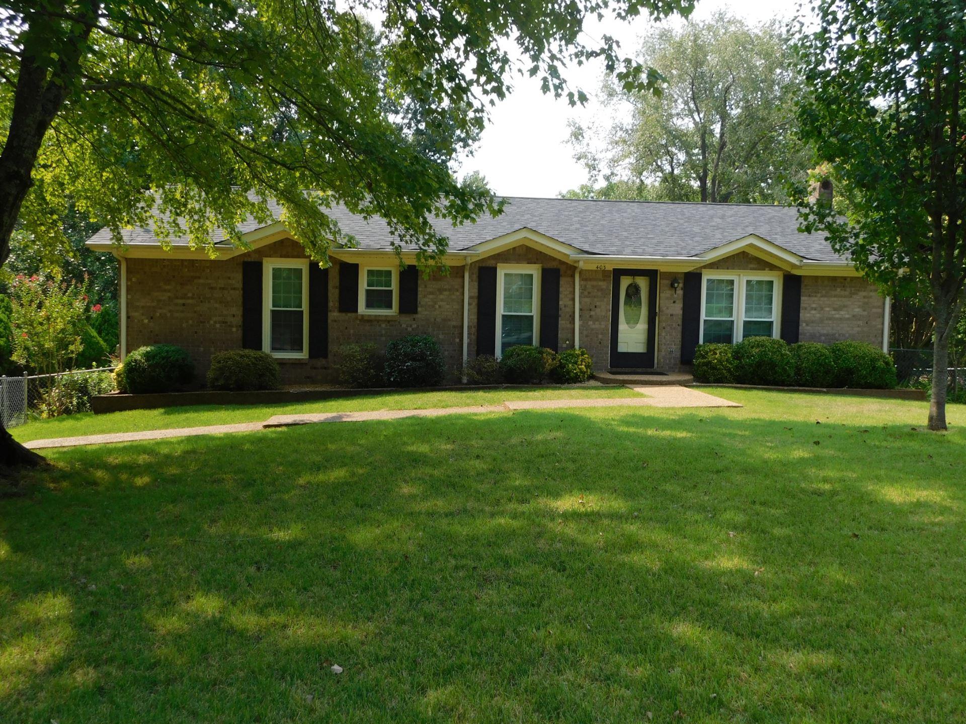 403 Brierwood Dr, Columbia, TN 38401 - MLS#: 2277143
