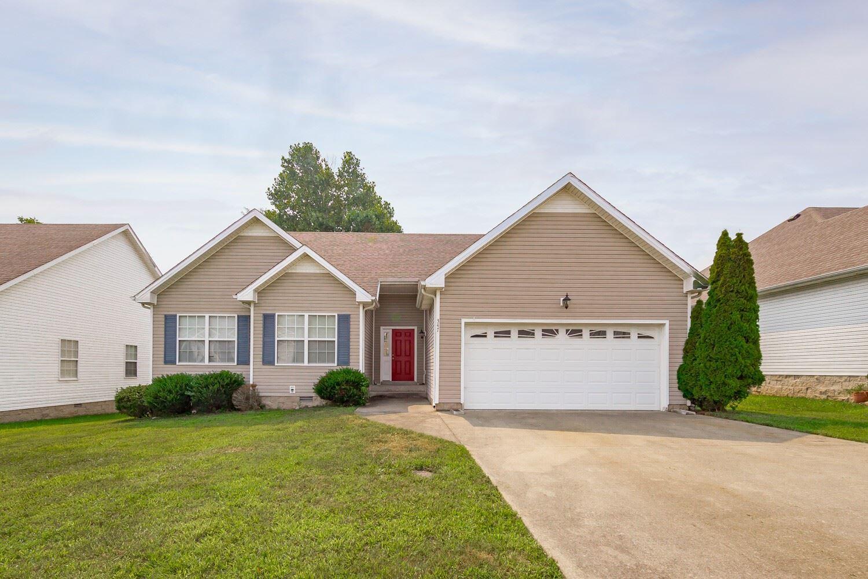 347 Chalet Cir, Clarksville, TN 37040 - MLS#: 2274144