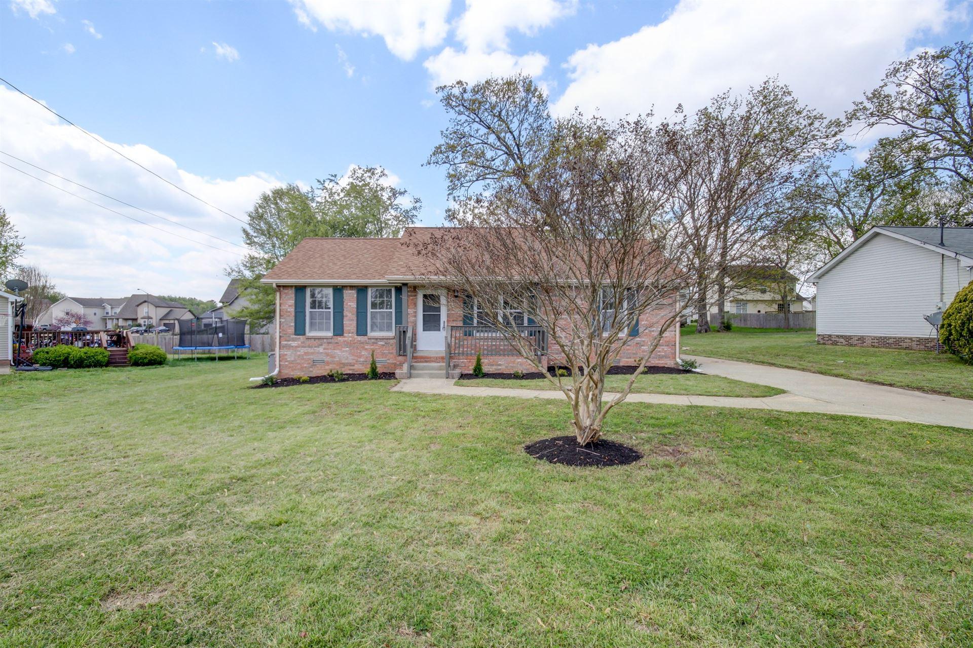 3416 Oak Lawn Dr, Clarksville, TN 37042 - MLS#: 2247146