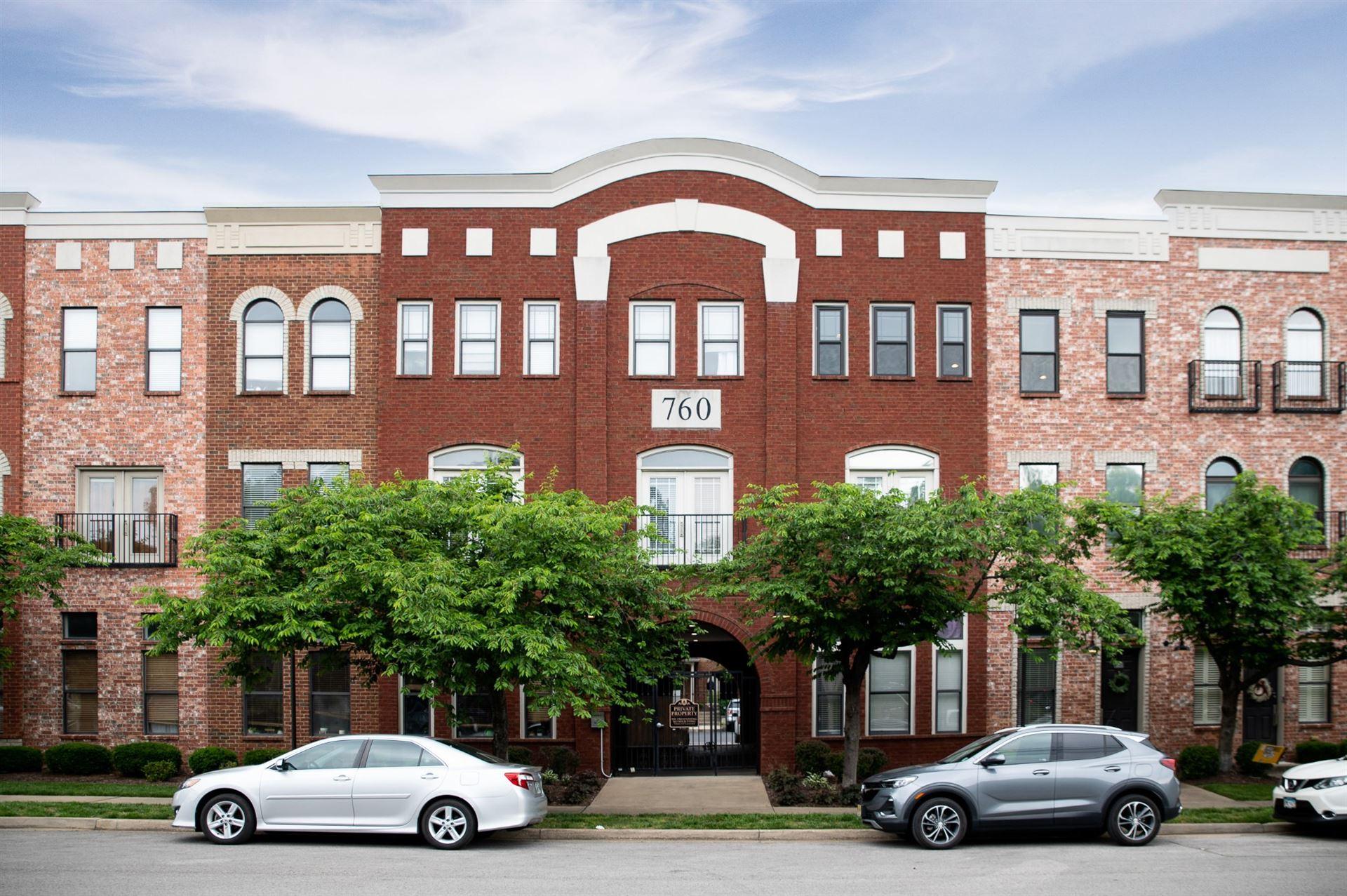760 Wedgewood Park #303, Nashville, TN 37203 - MLS#: 2259147
