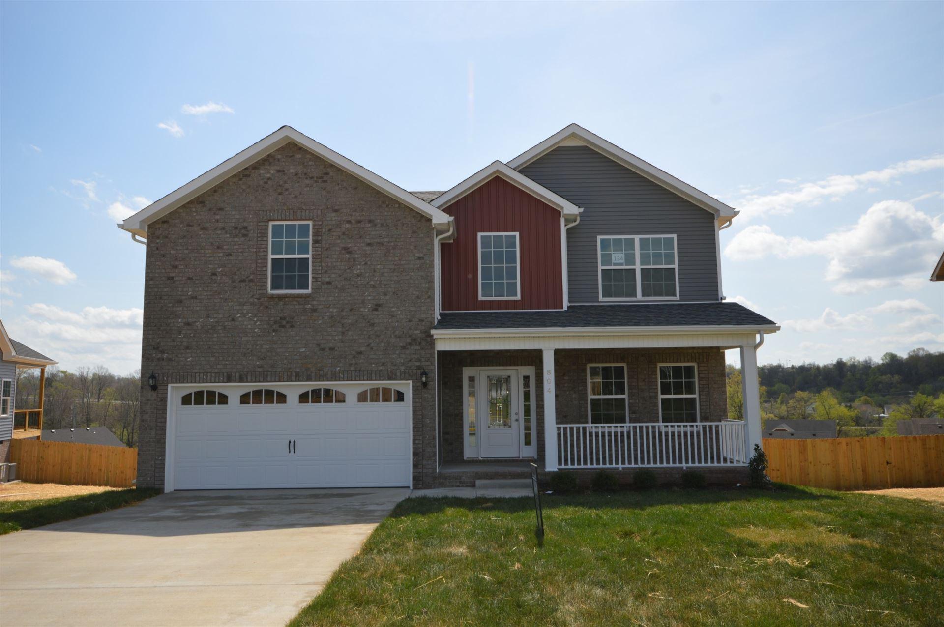 134 Ringgold Estates, Clarksville, TN 37042 - MLS#: 2222149