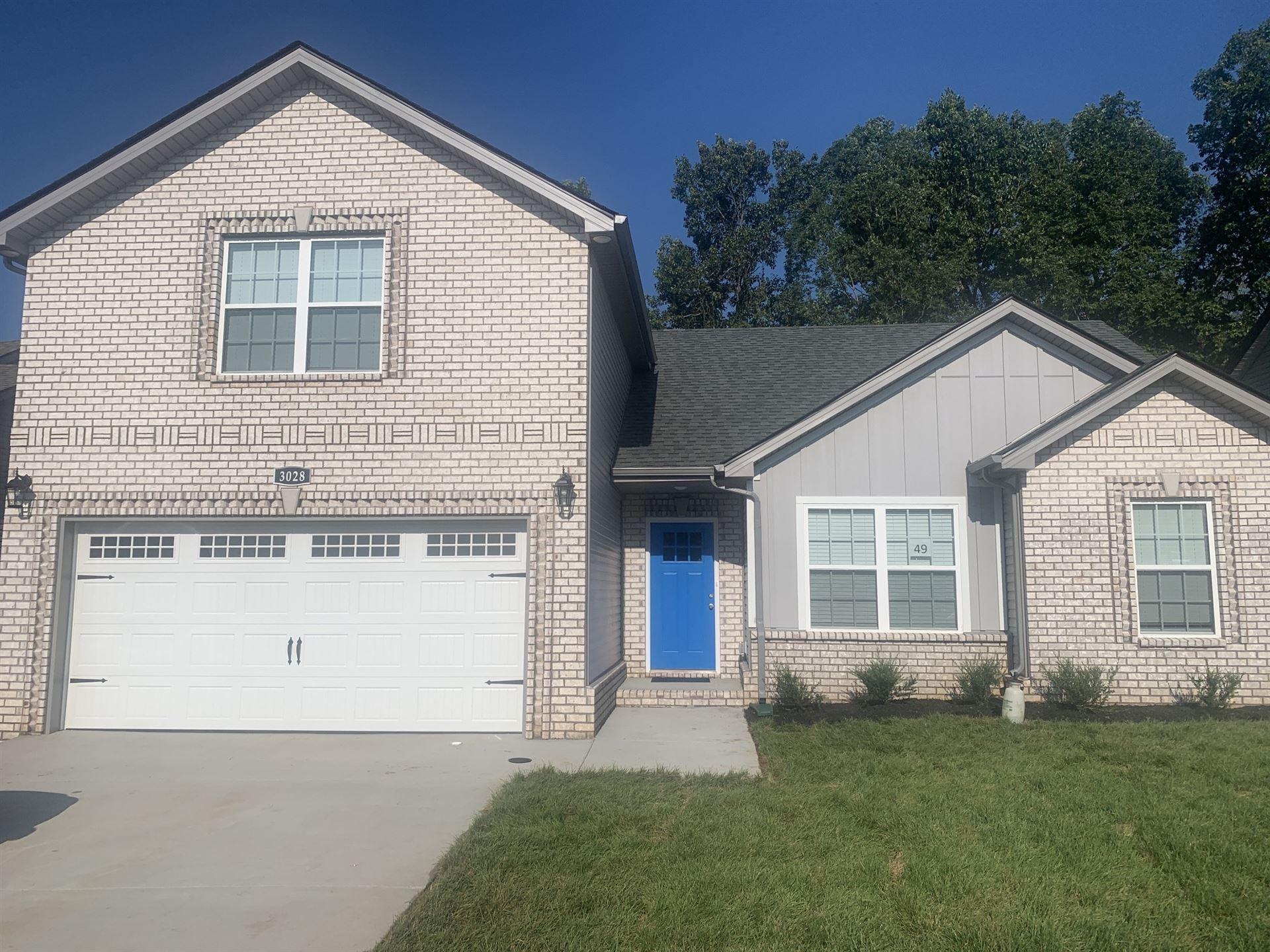 49 CHARLESTON OAKS, Clarksville, TN 37040 - MLS#: 2260150