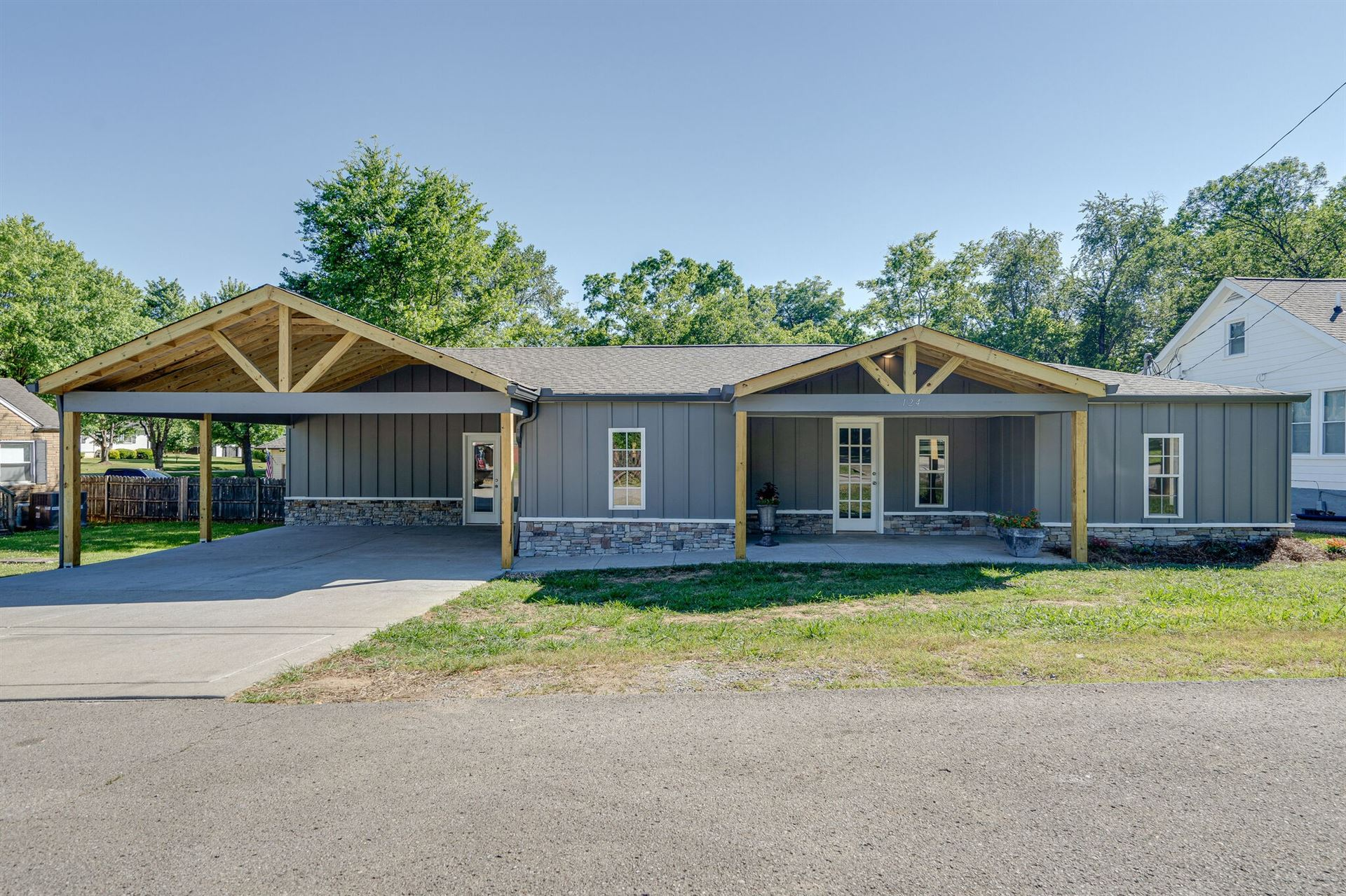 124 Becker Ave, Old Hickory, TN 37138 - MLS#: 2266151