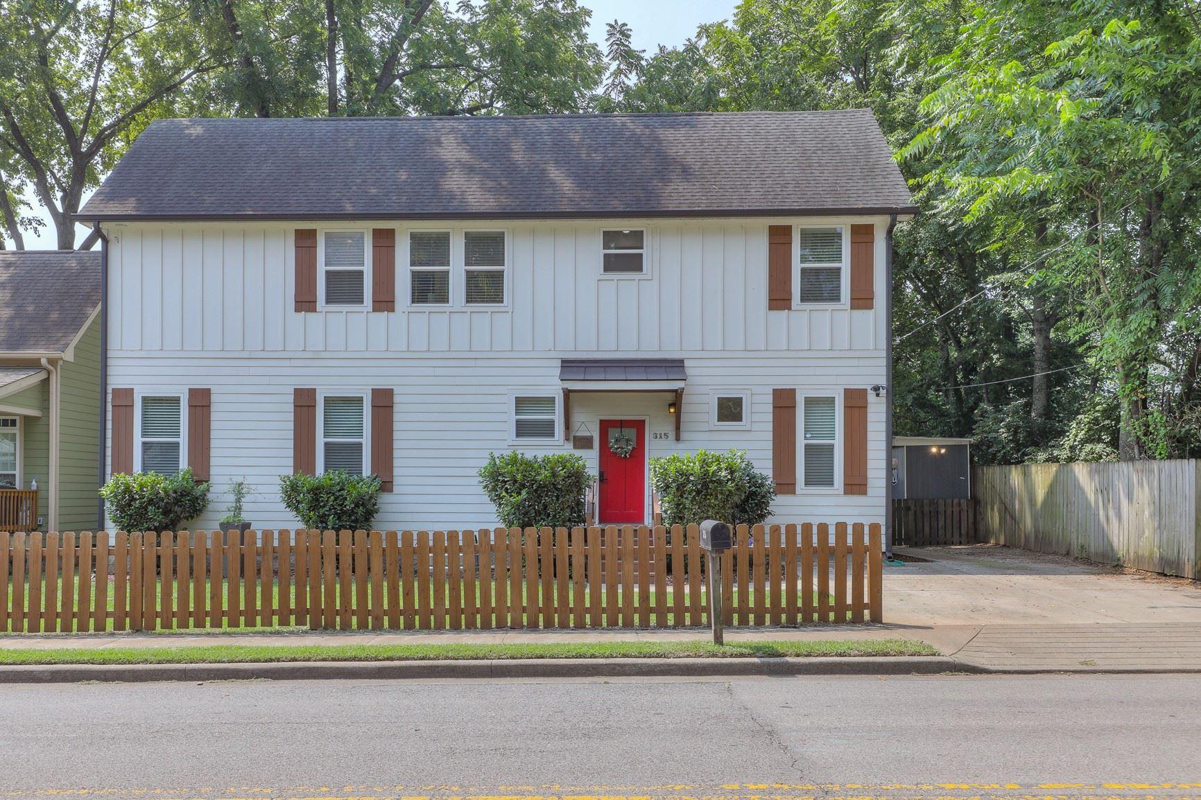 315 Glenrose Ave, Nashville, TN 37210 - MLS#: 2275152