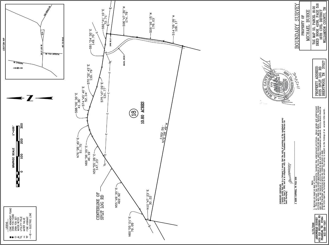 Photo of 9725 Split Log Rd, Brentwood, TN 37027 (MLS # 2001154)