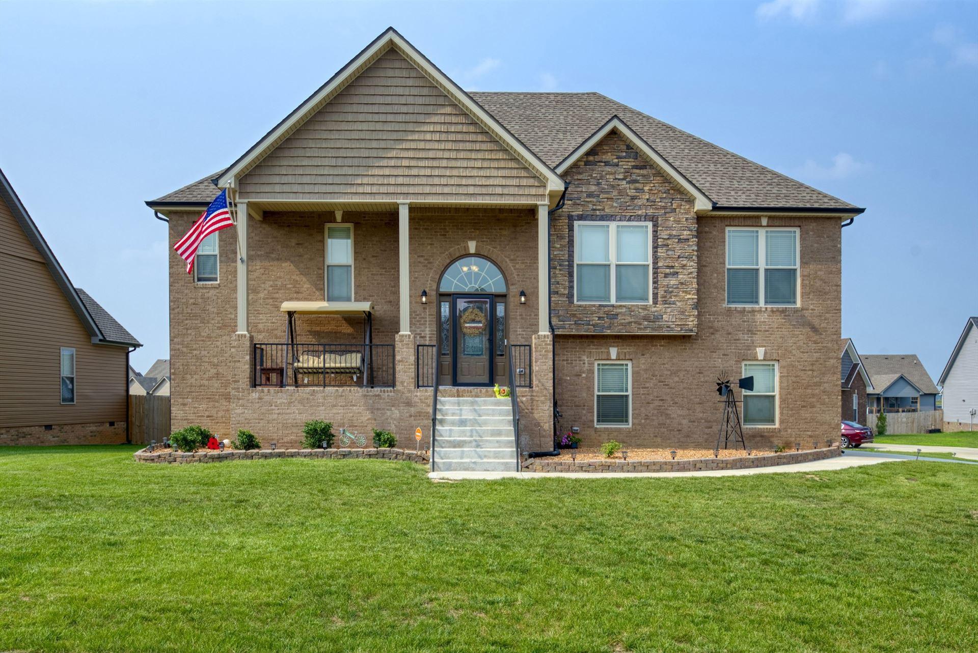 713 Rushville Dr, Clarksville, TN 37042 - MLS#: 2273154