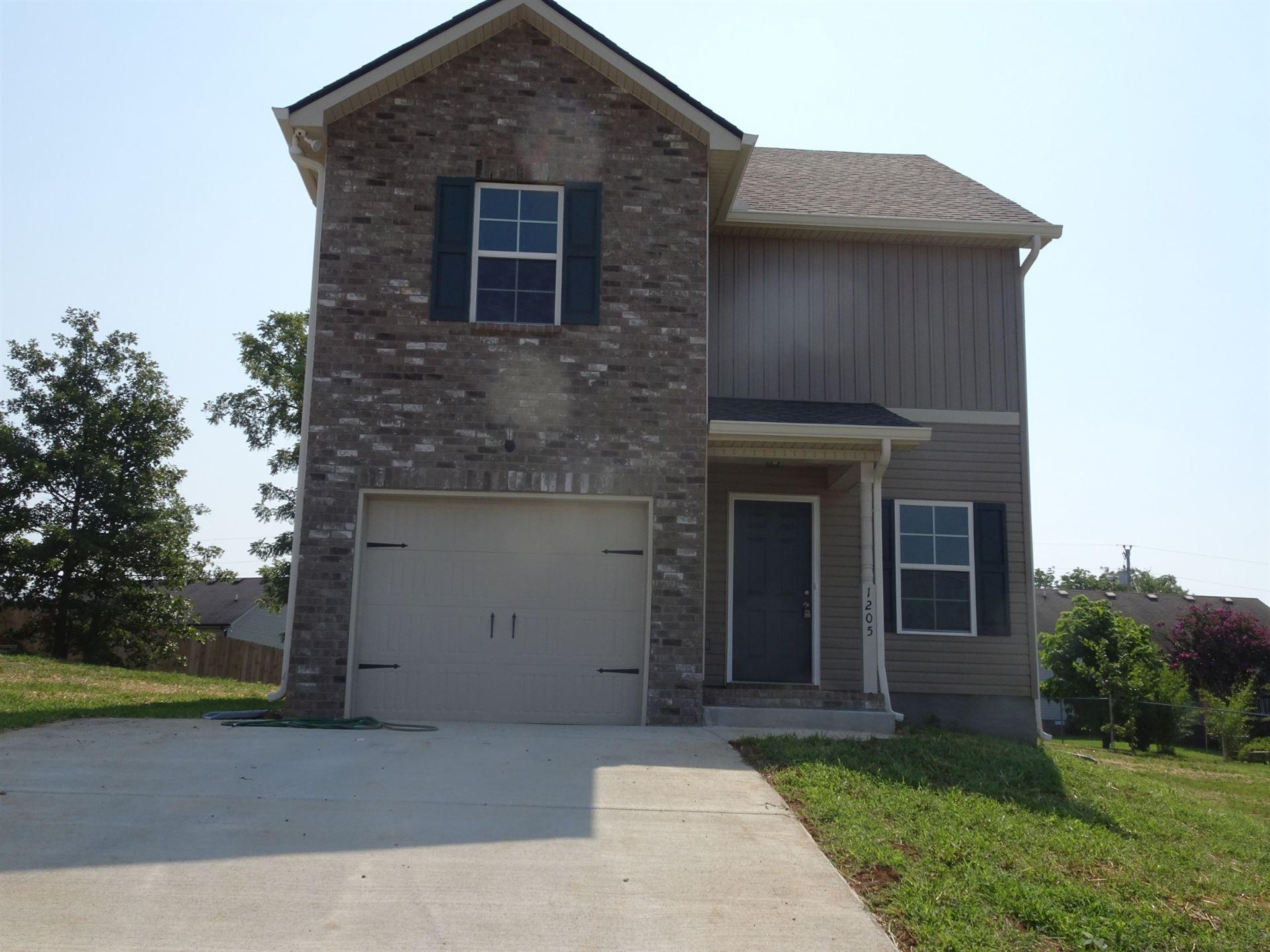 1204 Merritt Hill Trl, Smyrna, TN 37167 - MLS#: 2277154