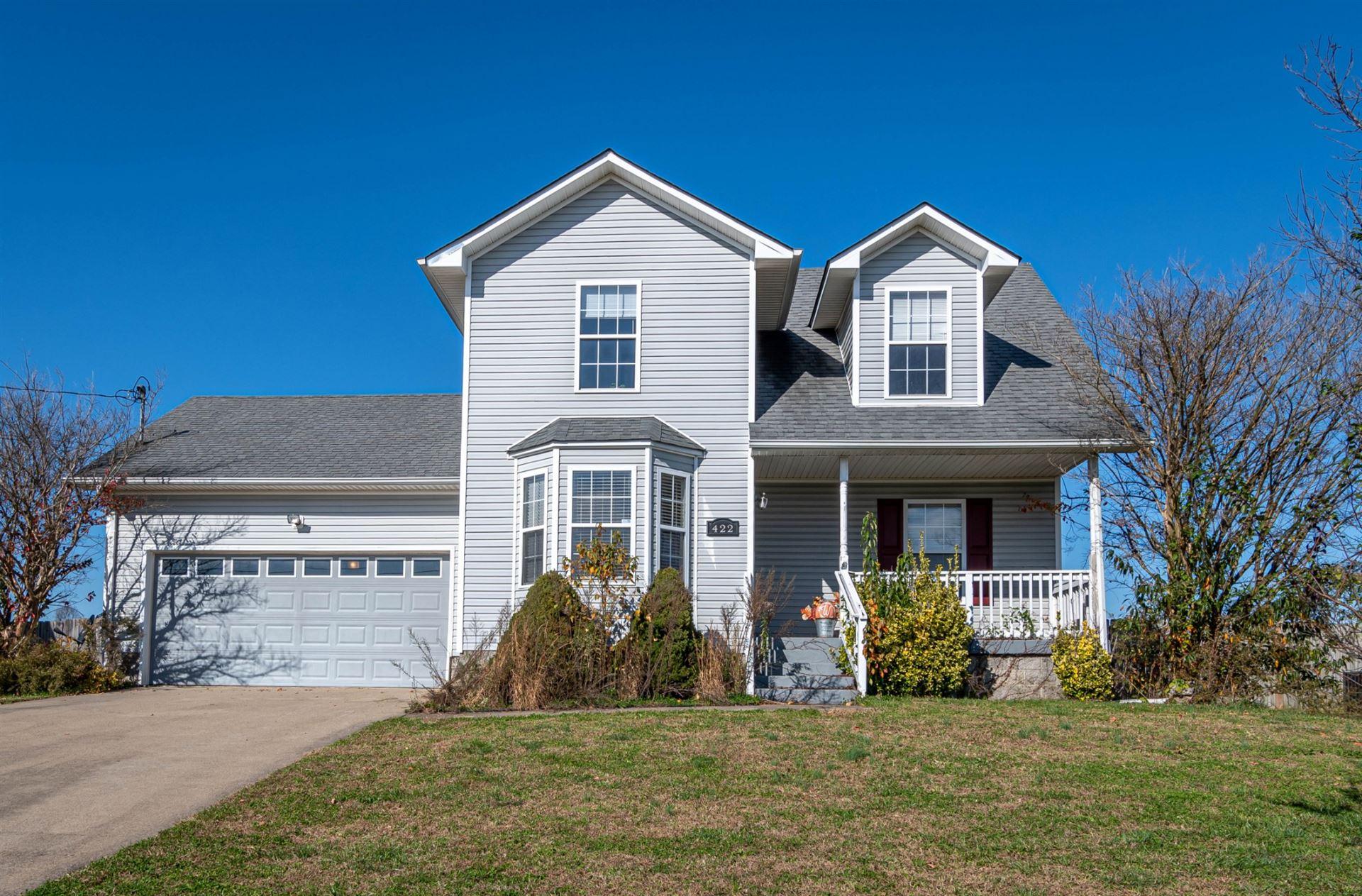 422 Filmore Rd, Oak Grove, KY 42262 - MLS#: 2207157