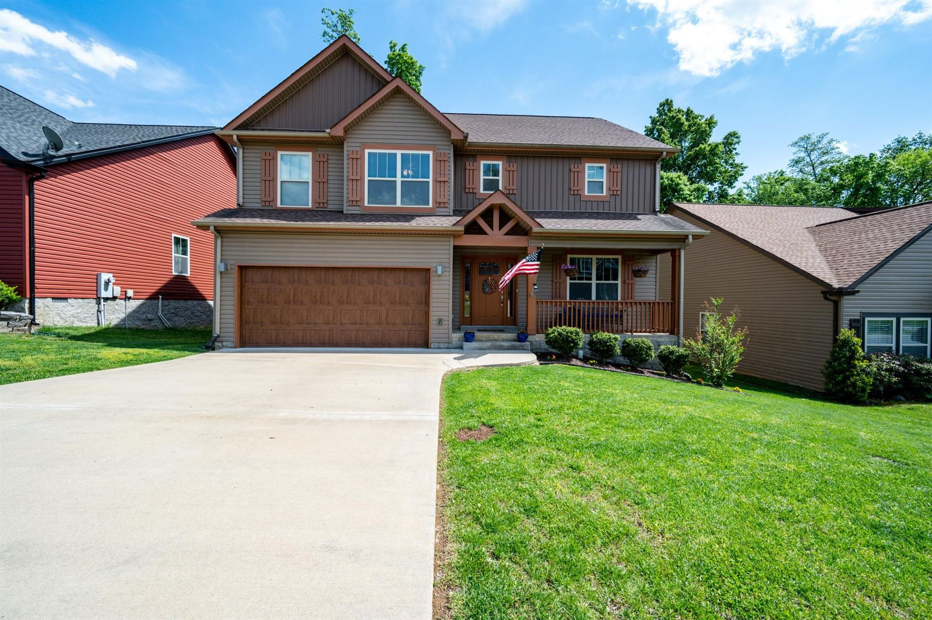 1180 Eagles Bluff Dr, Clarksville, TN 37040 - MLS#: 2253157