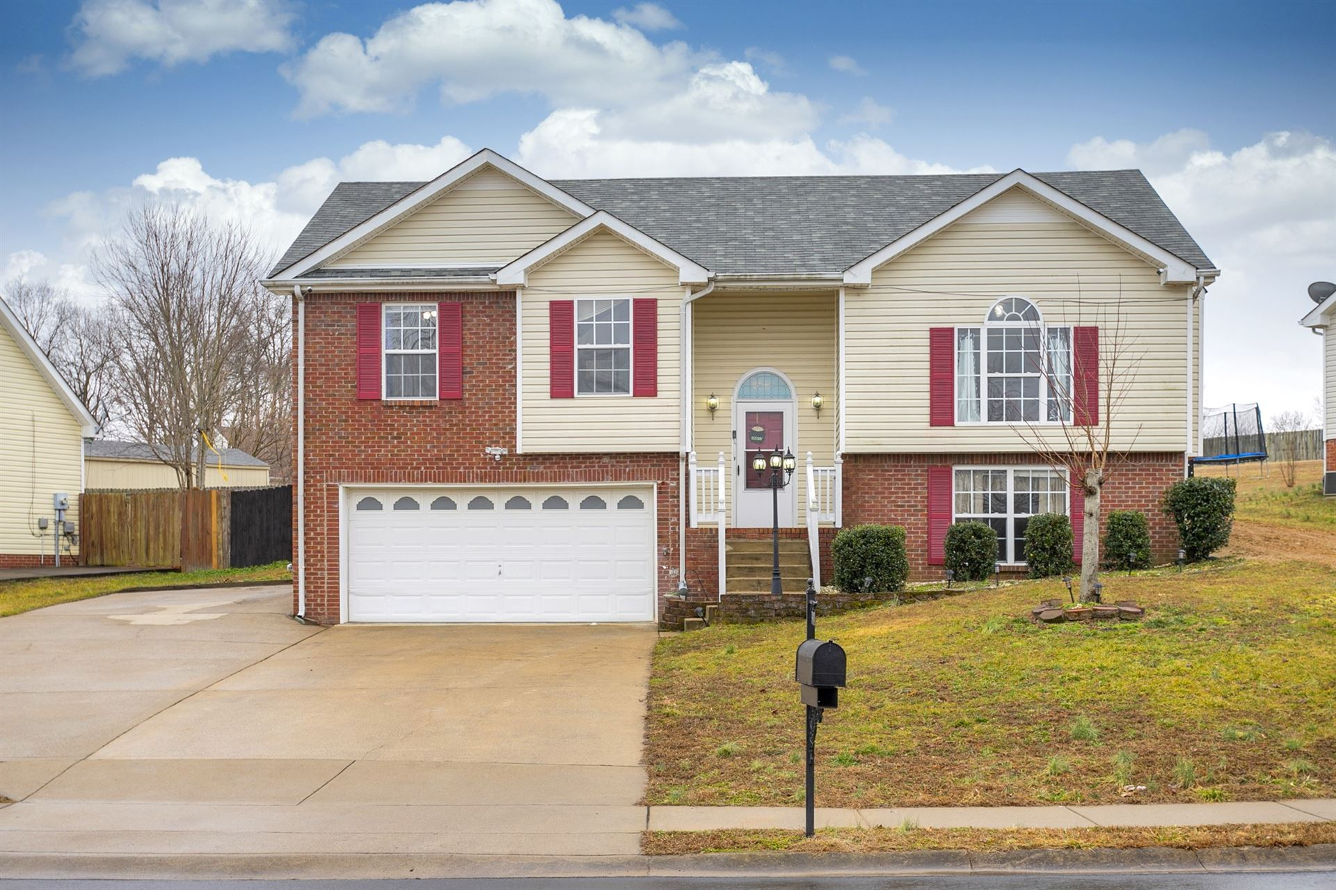 1661 Cedar Springs Ct, Clarksville, TN 37042 - MLS#: 2232158