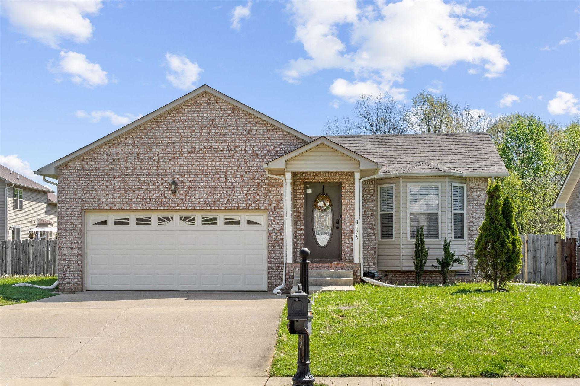 3125 Twelve Oaks Blvd, Clarksville, TN 37042 - MLS#: 2244159