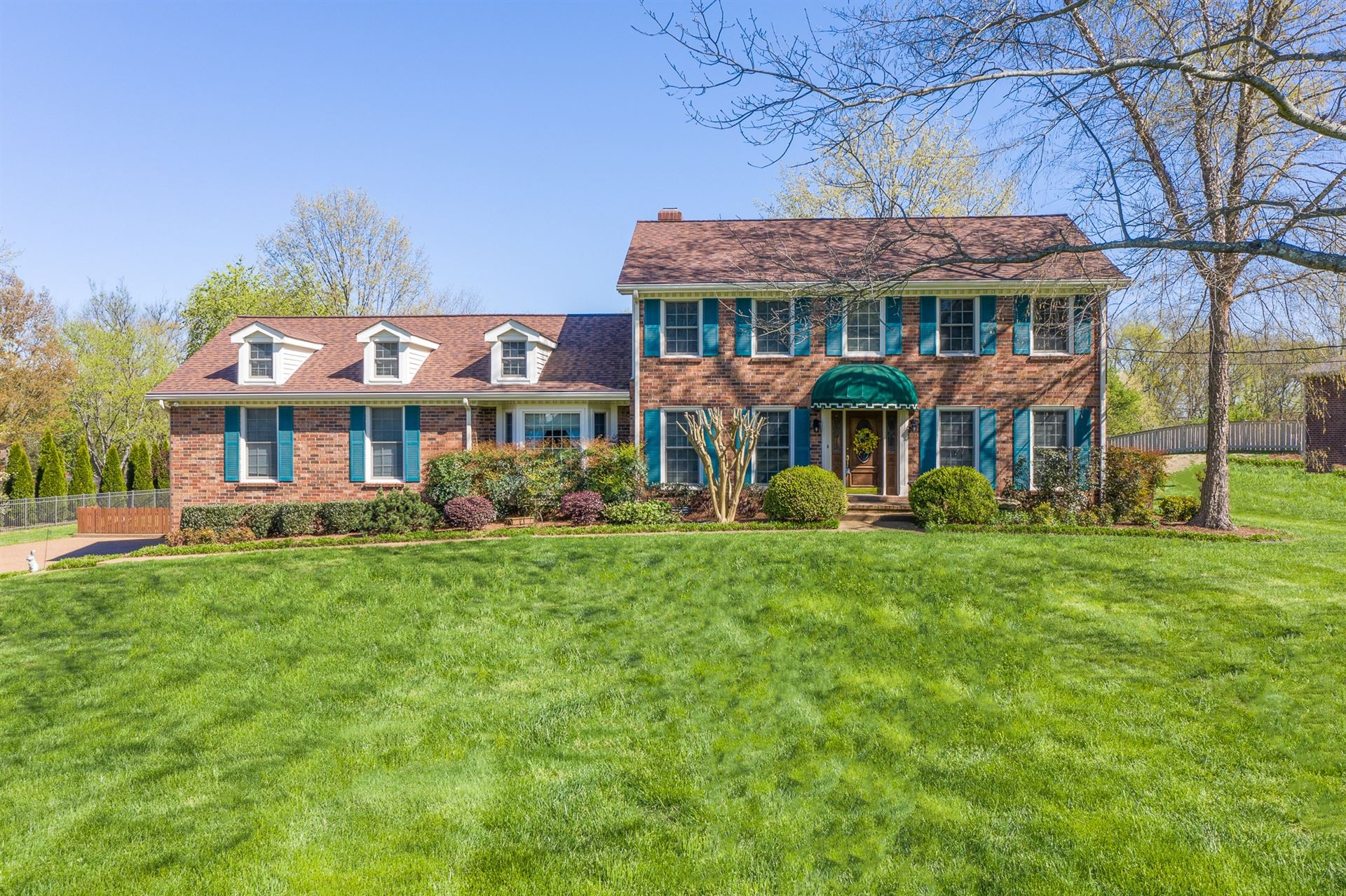 Photo of 1014 Steeplechase Dr, Brentwood, TN 37027 (MLS # 2136160)