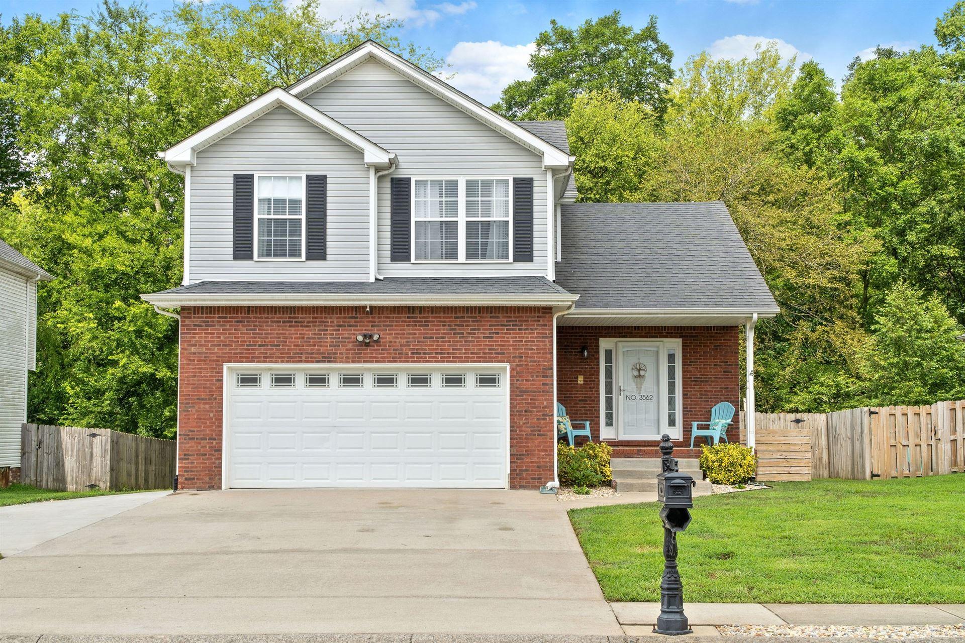 3562 Southwood Dr, Clarksville, TN 37042 - MLS#: 2253160